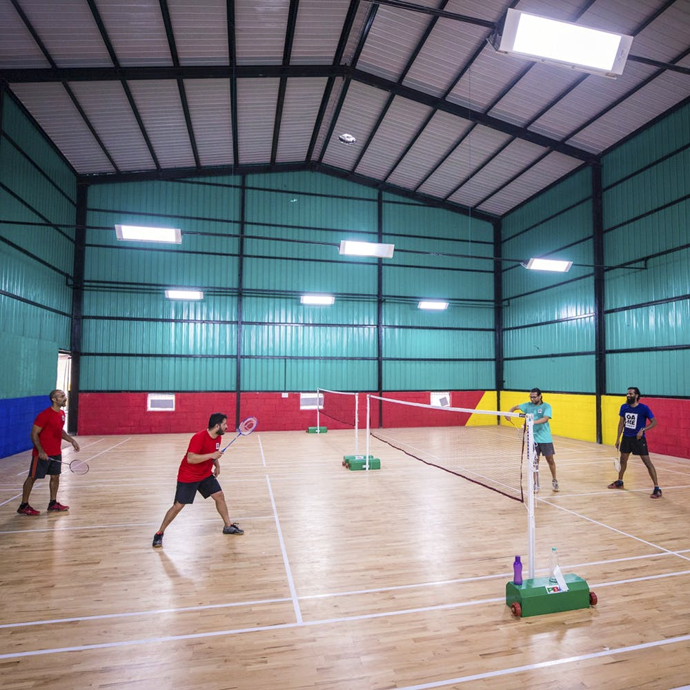 image - Get Ready To Play (Or Learn) Baddie At These Badminton Courts In Bangalore