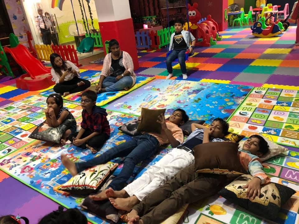 Community,Leisure,Fun,Play,Adaptation,Room,Textile,Recreation,Visual arts,Learning