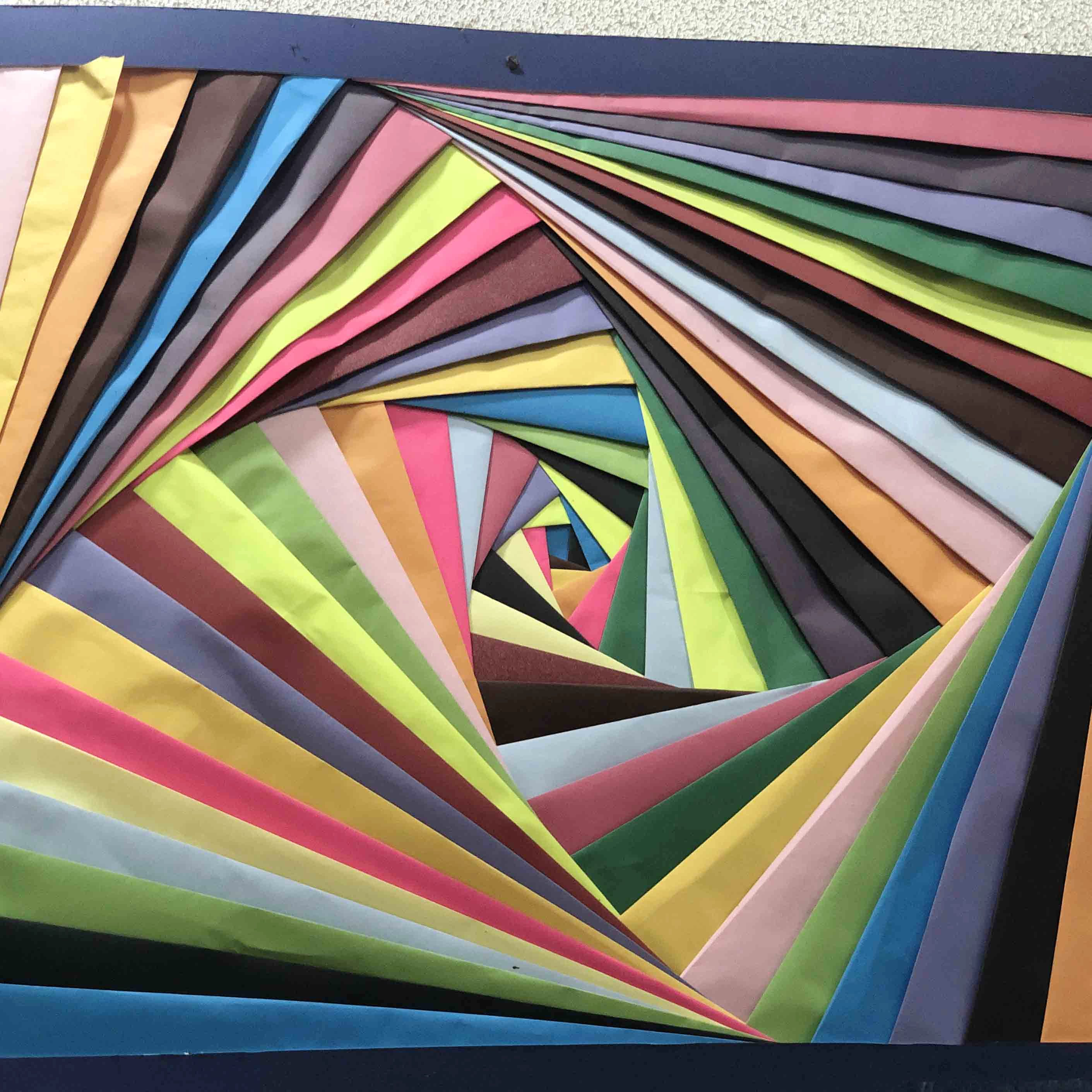 Line,Triangle,Textile,Art,Visual arts,Tints and shades,Modern art,Pattern