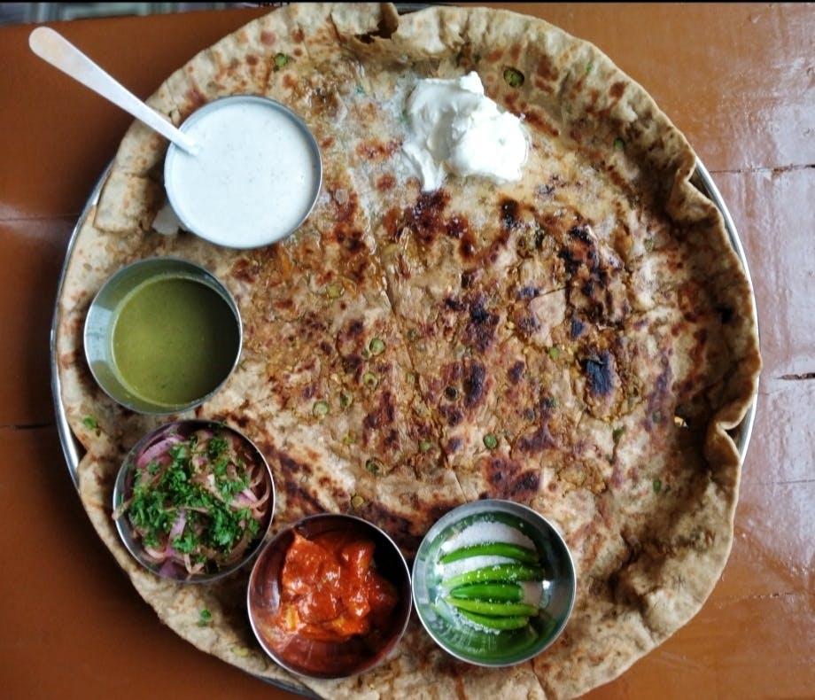 Food,Dish,Cuisine,Ingredient,Vegetarian food,Indian cuisine,Recipe,Produce,Paratha,Platter
