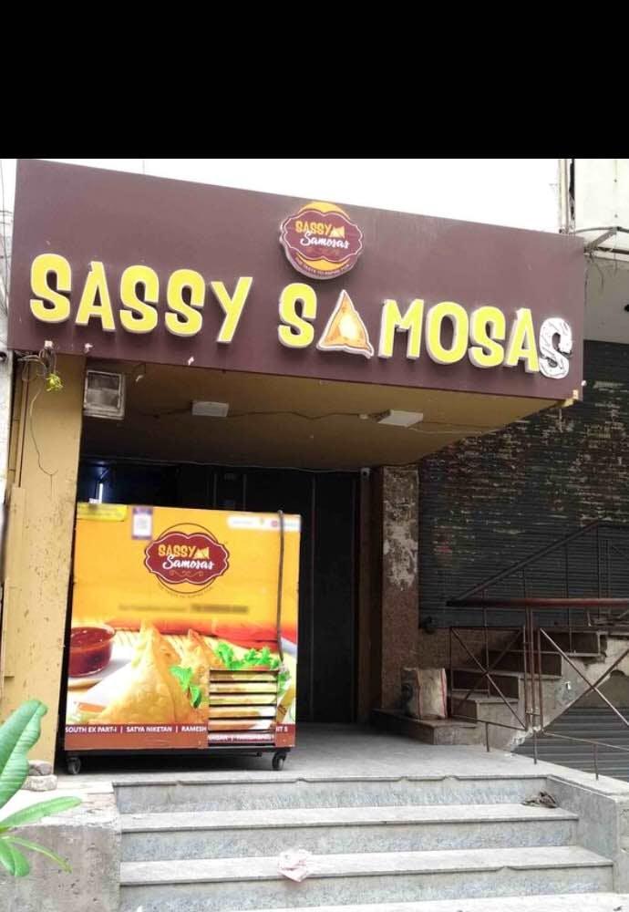 image - Sassy Samosas