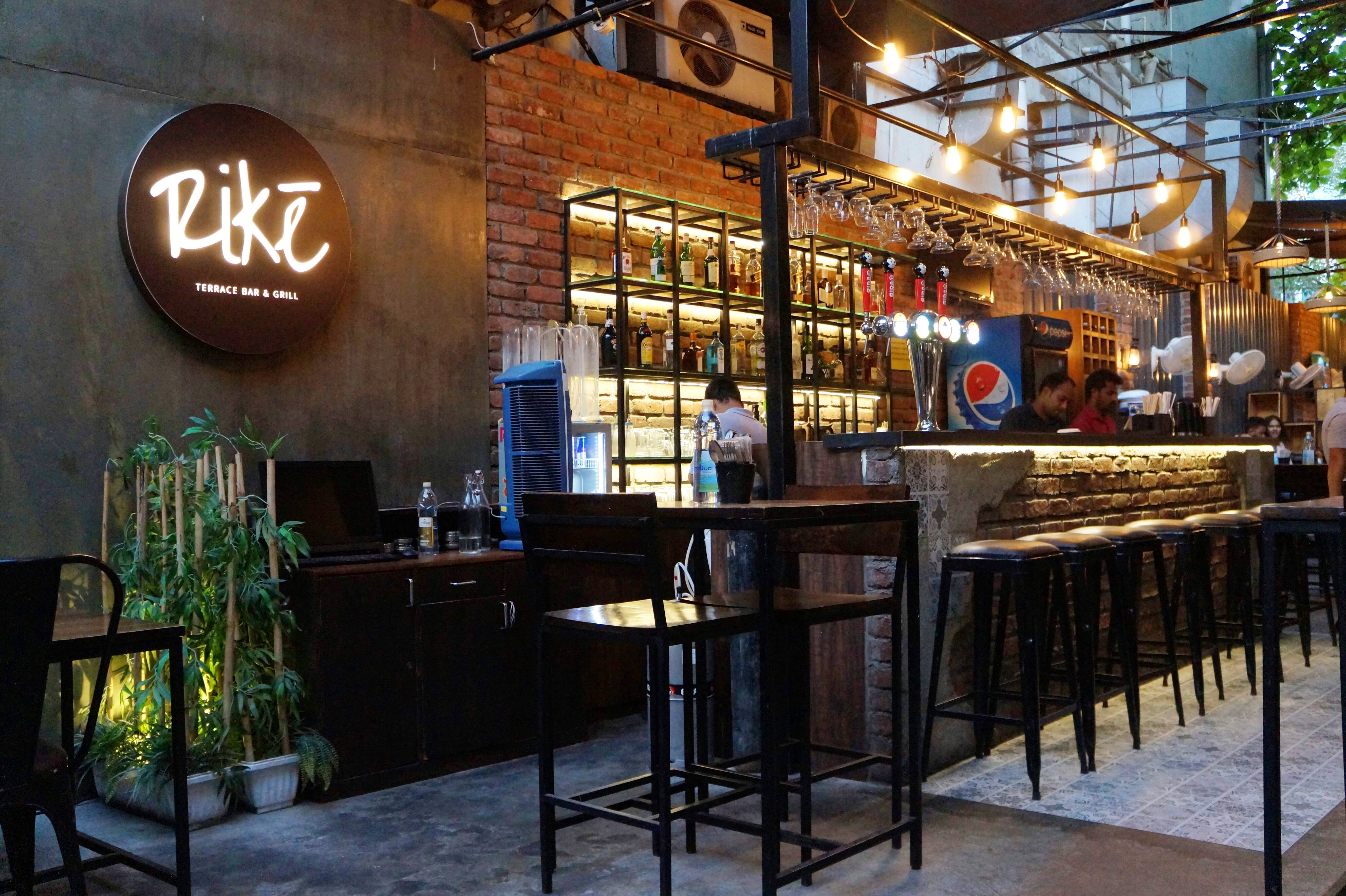 image - Rike - Terrace Bar & Grill