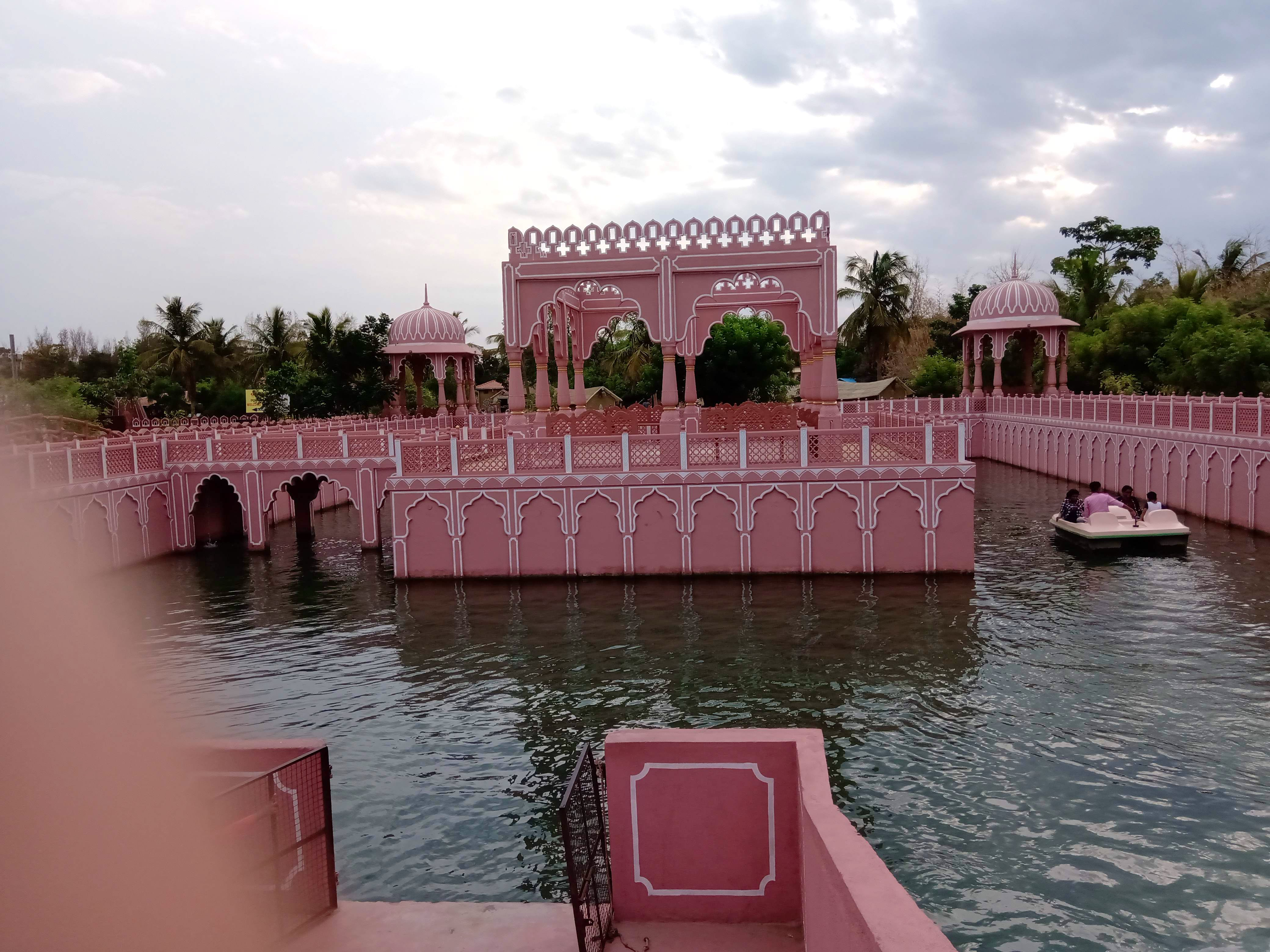Pink City Few Hours Away From Chennai-A Perfect Week End Get Away!