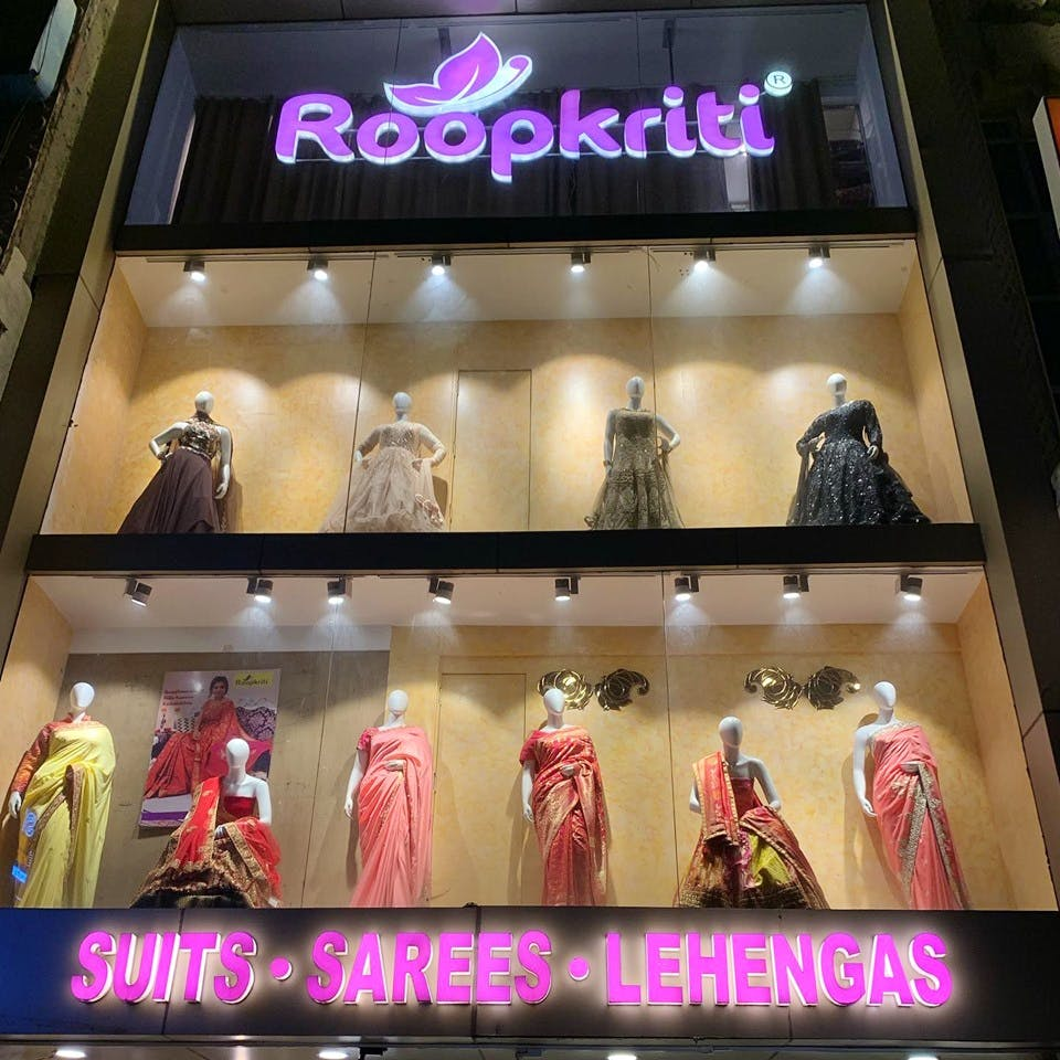 From Saris To Lehengas, This Preet Vihar Store Offers An Insane Variety!