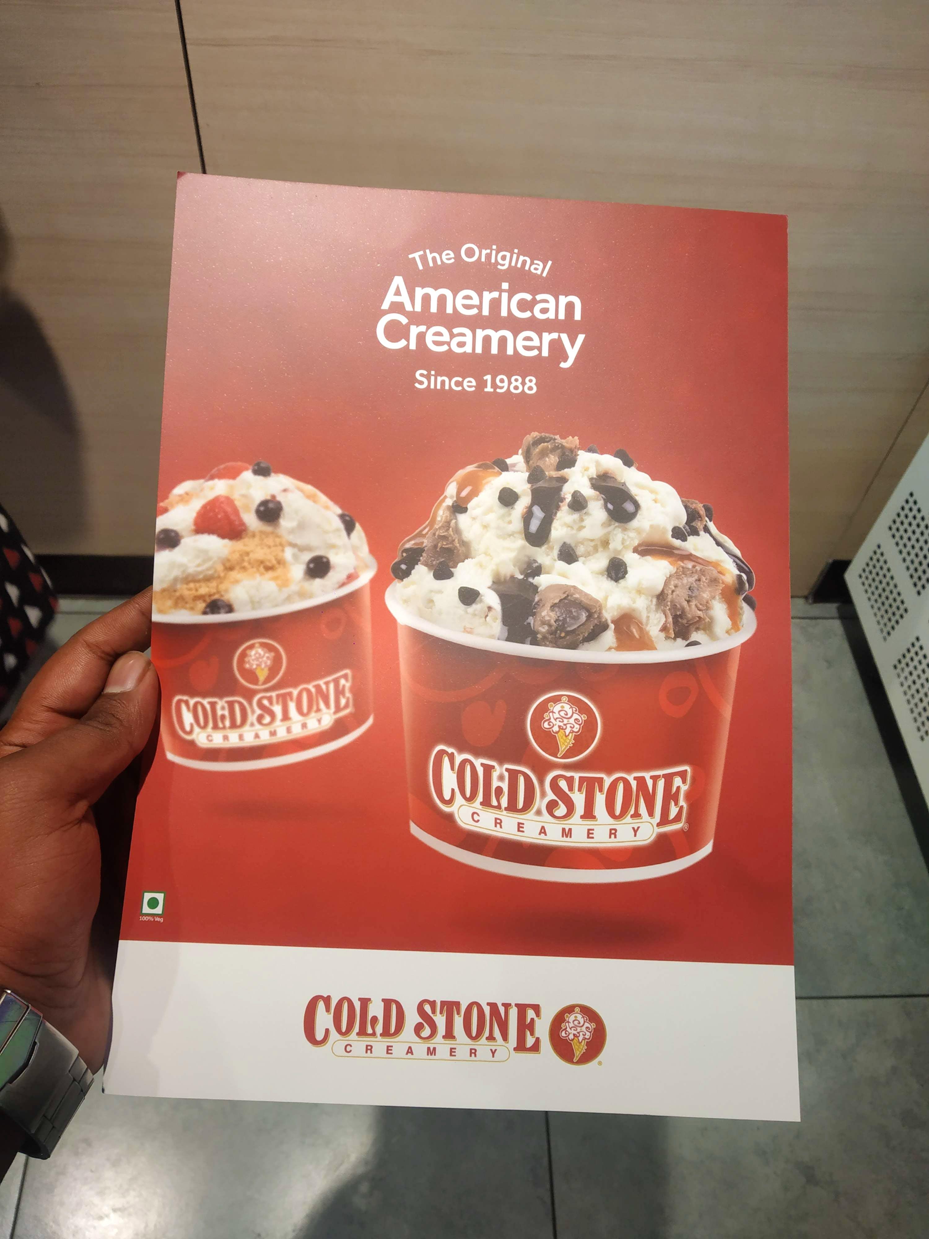 image - Cold Stone Creamery