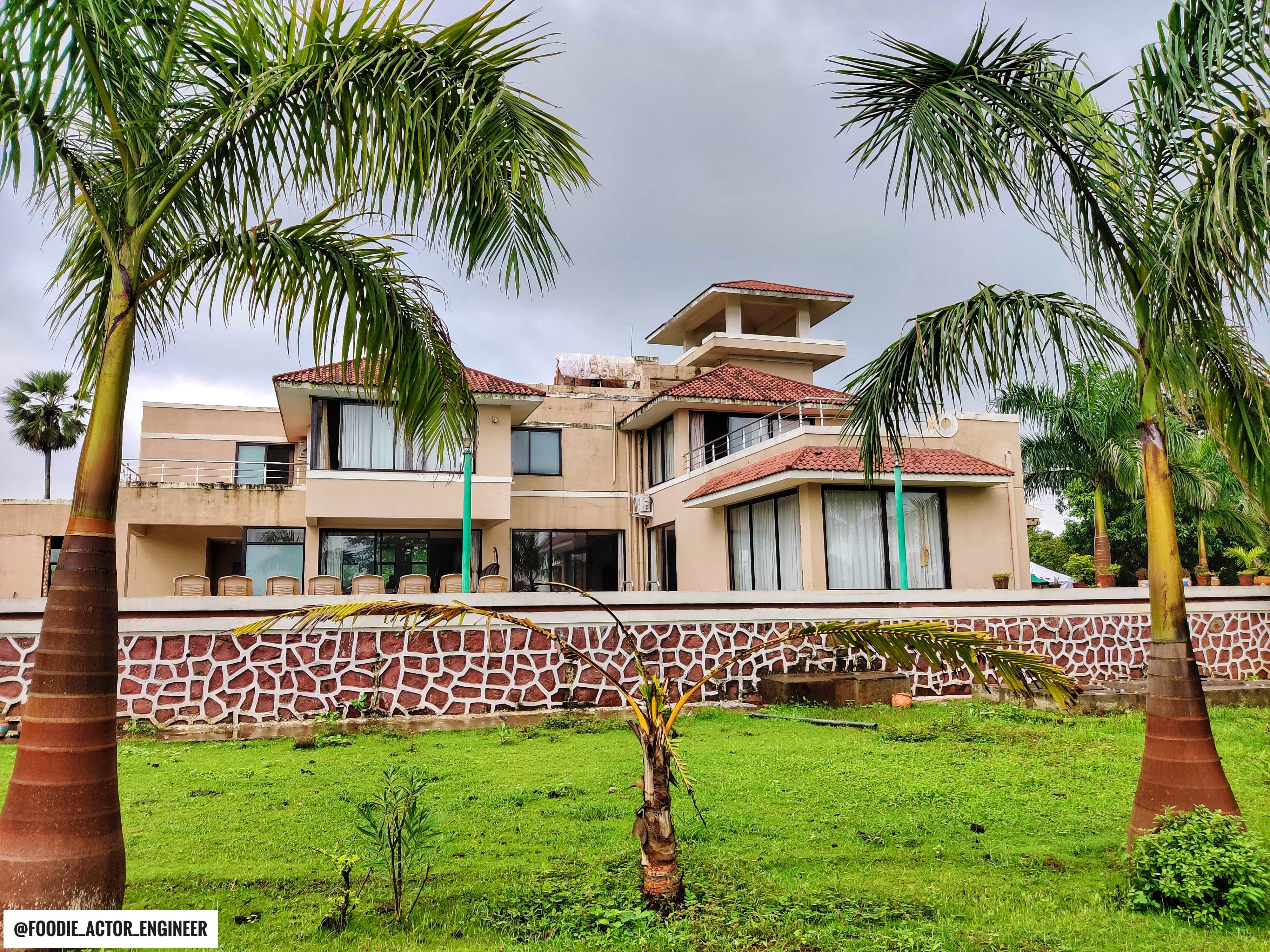 Drop In At This Beautiful Farmhouse In The Blissfull Locales Of Dahanu