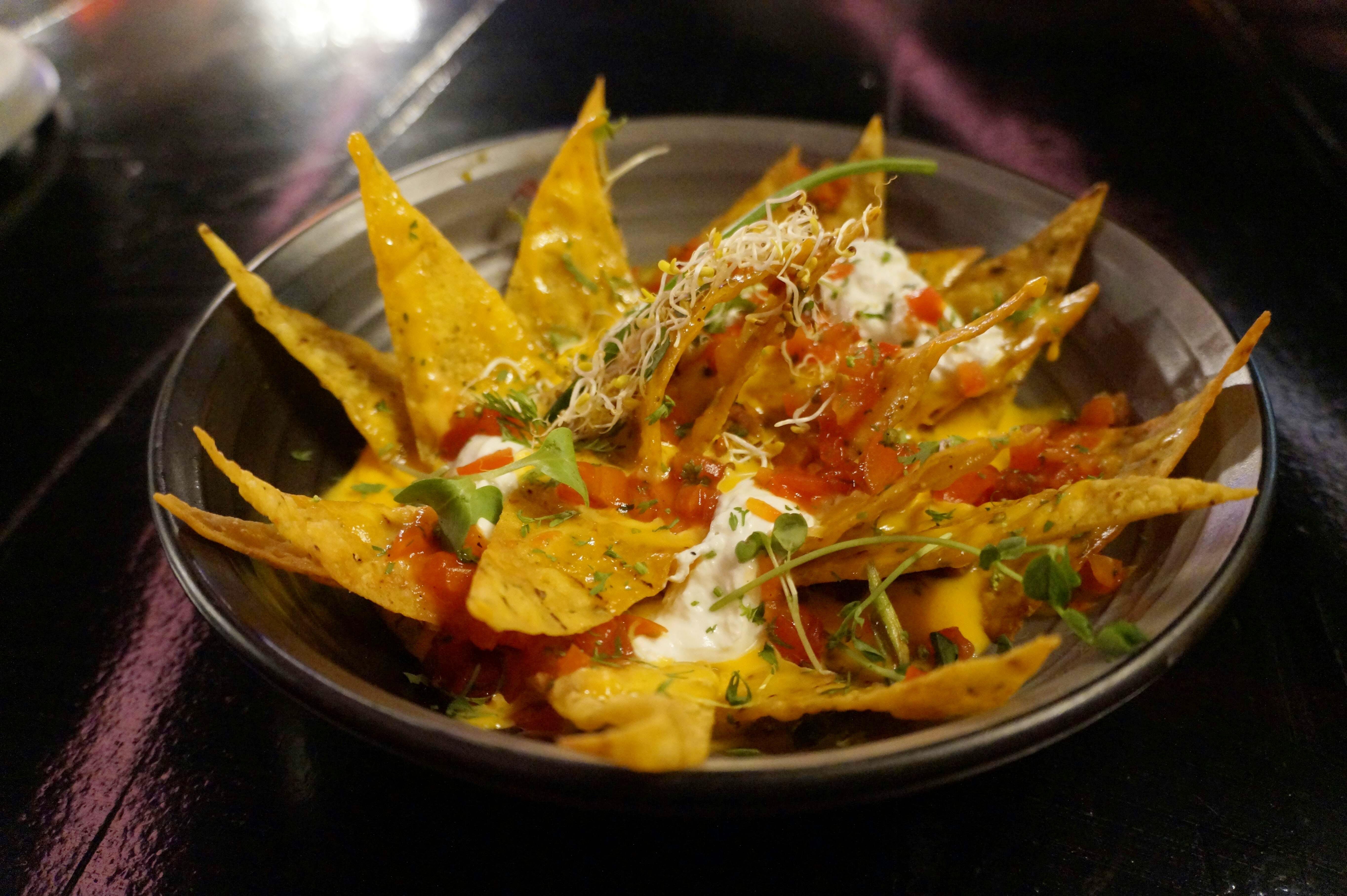 Food,Dish,Cuisine,Nachos,Ingredient,Recipe,Produce,Salad,Side dish
