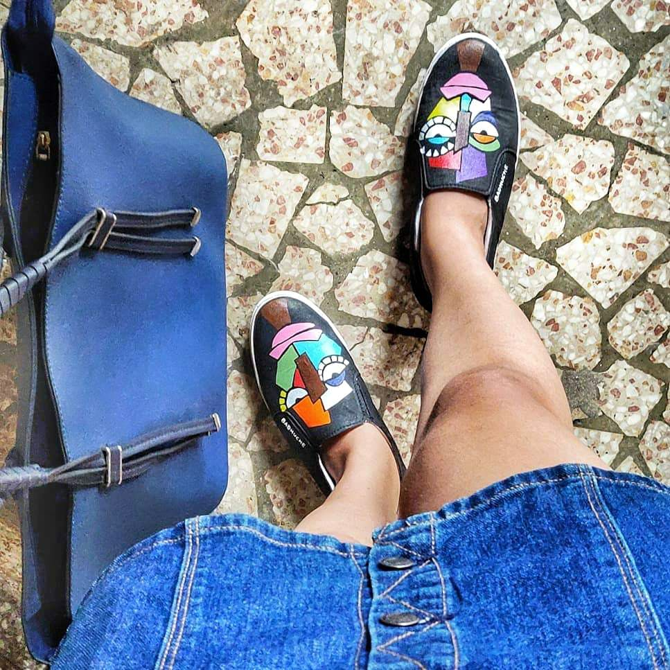 Get Yourself A Pair Of These Funky Shoes From Stagger!