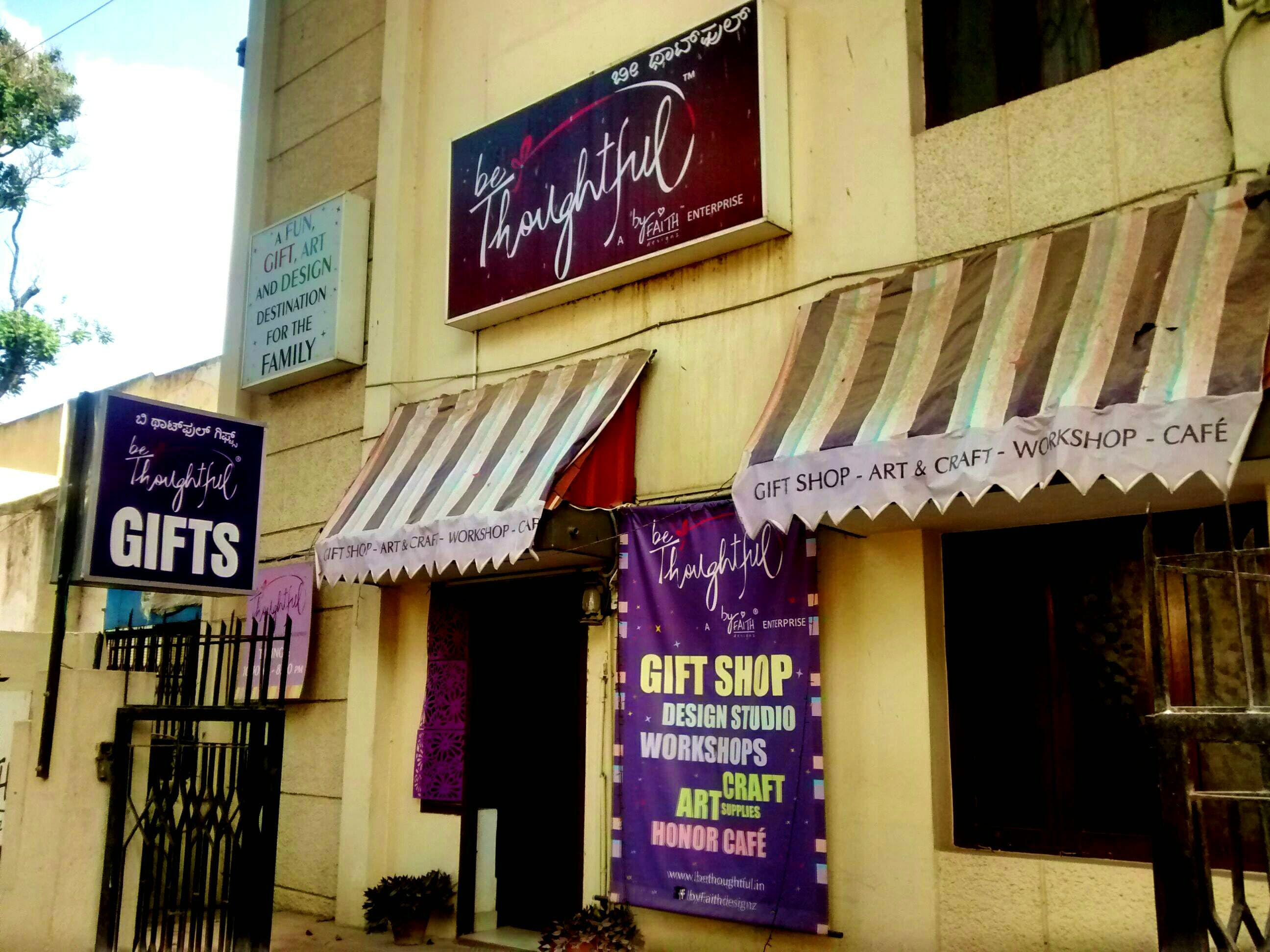 Drop By This Gift Shop In Koramangala To Stock Up On All Your Craft Supplies