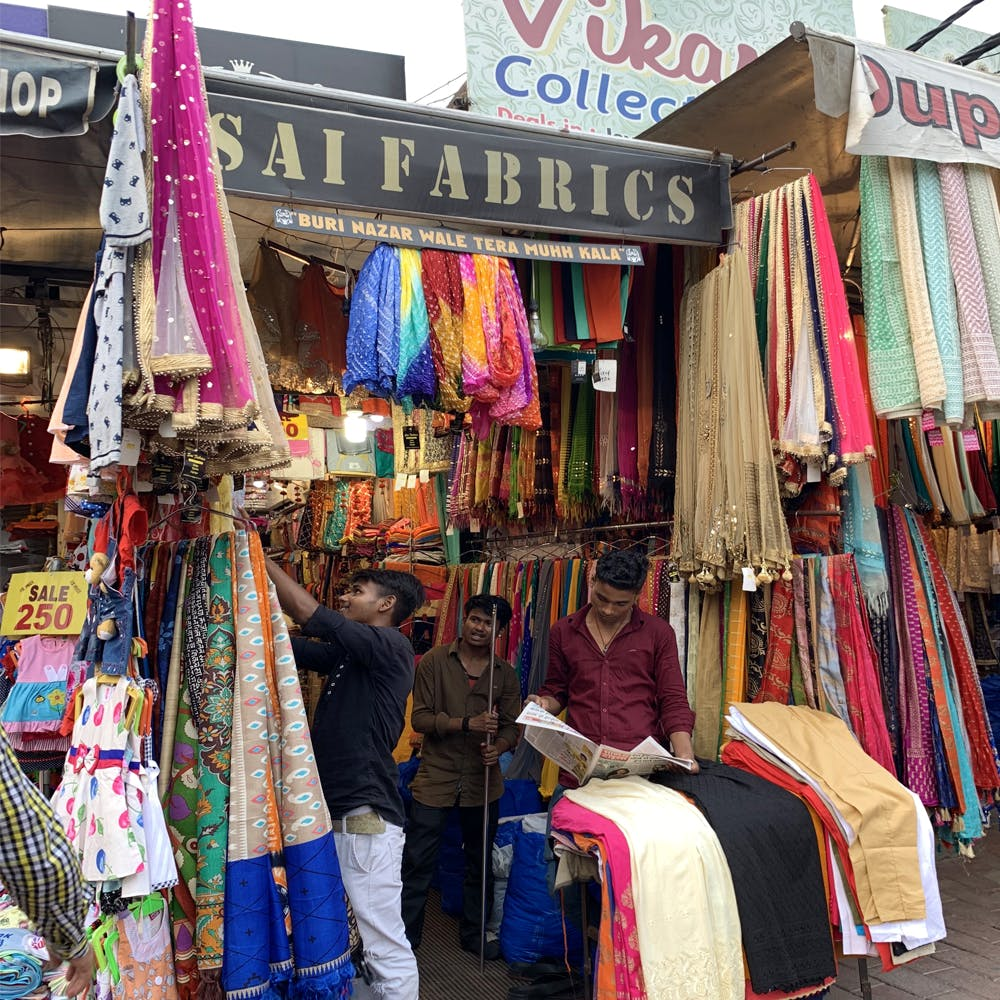 Shop For Affordable Ethnic Wear At These Stores In Lajpat Nagar