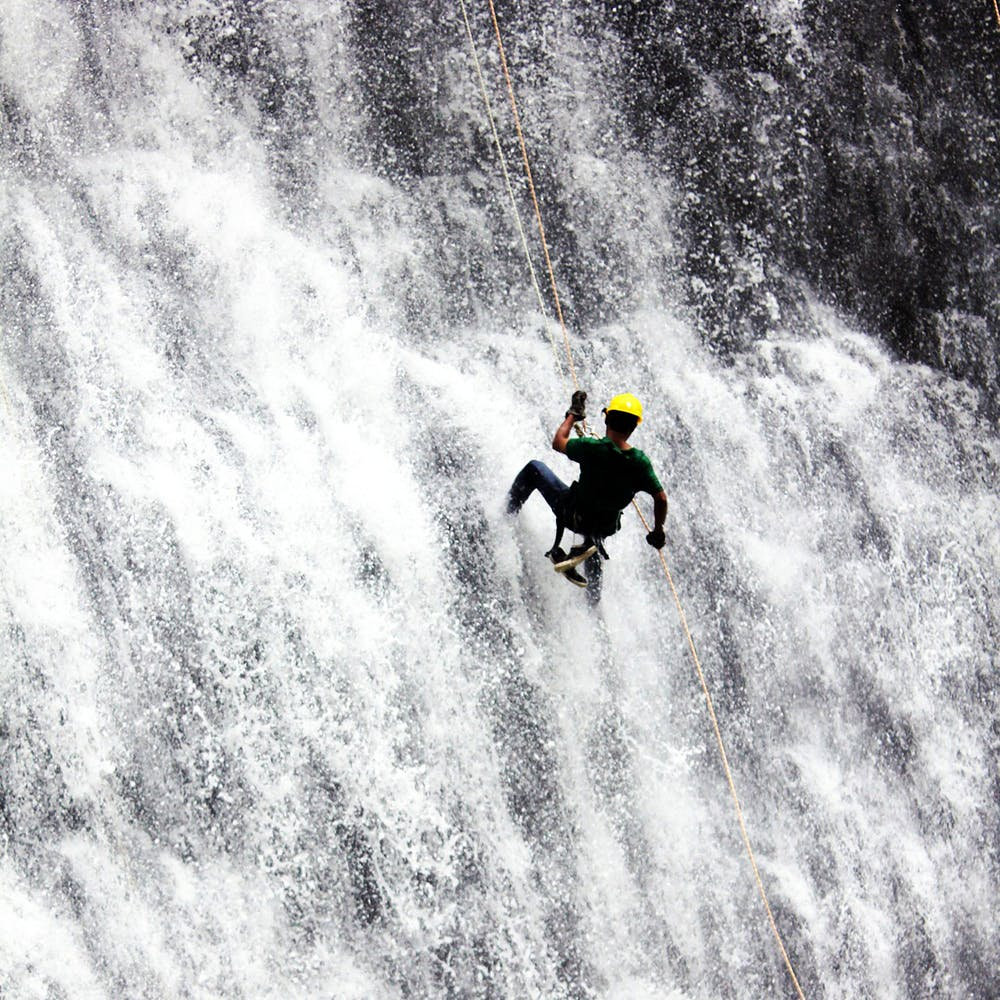 Adventure,Outdoor recreation,Recreation,Extreme sport,Sports,Canyoning