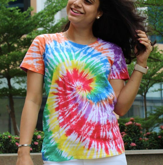 image - Colour Me Crazy: Huedee's Handmade Tie-Dye Tees Are AWESOME