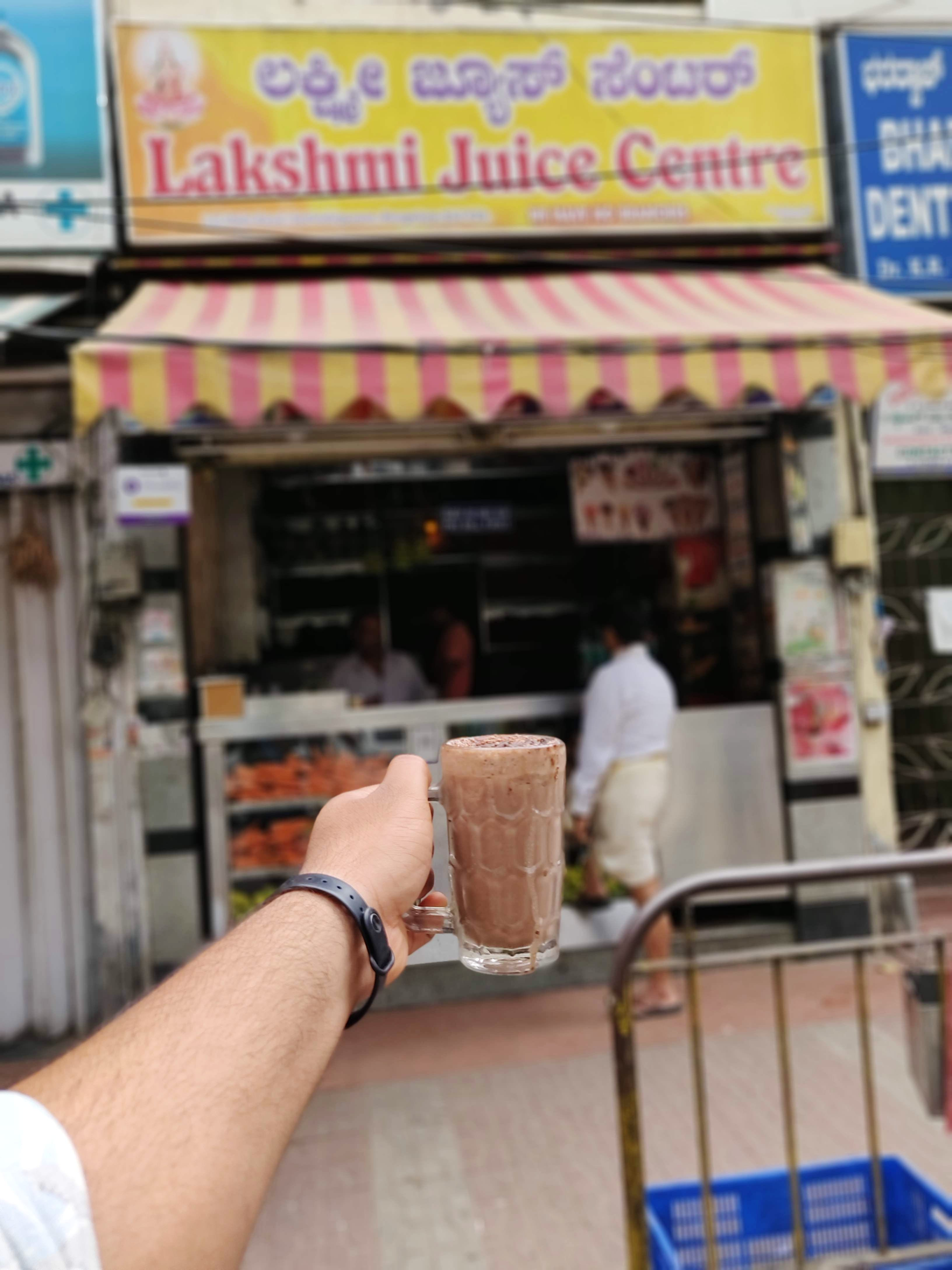 Lakshmi Juice Center - One Stop For All Kind Of Juices And Milkshakes