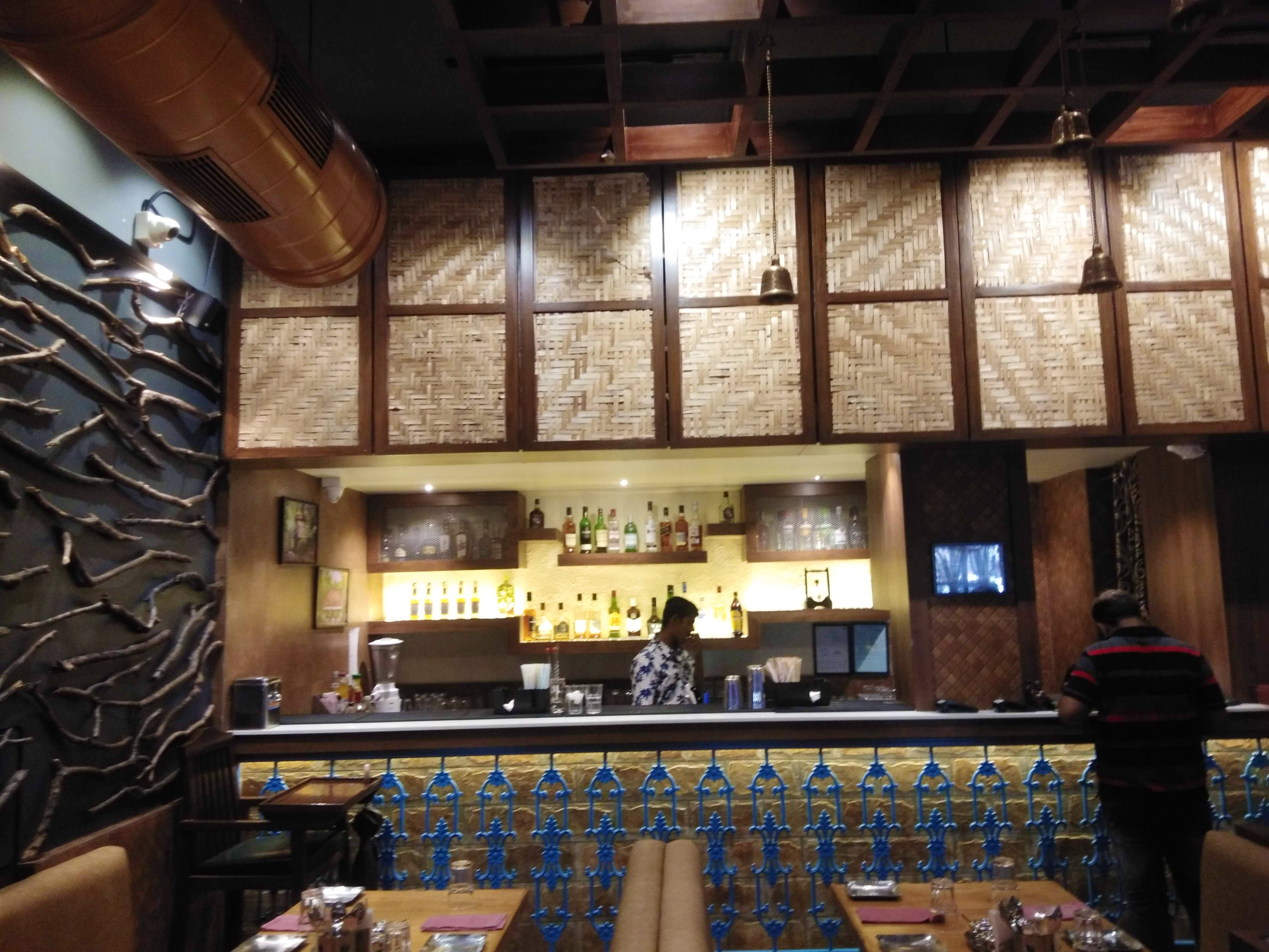 Building,Architecture,Interior design,Room,Ceiling,Restaurant,Bar