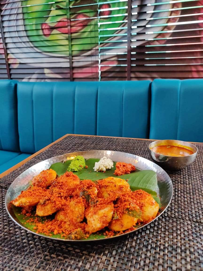 Dish,Food,Cuisine,Ingredient,Fried food,Meat,Chicken 65,Pakora,Chicken tikka,Meal