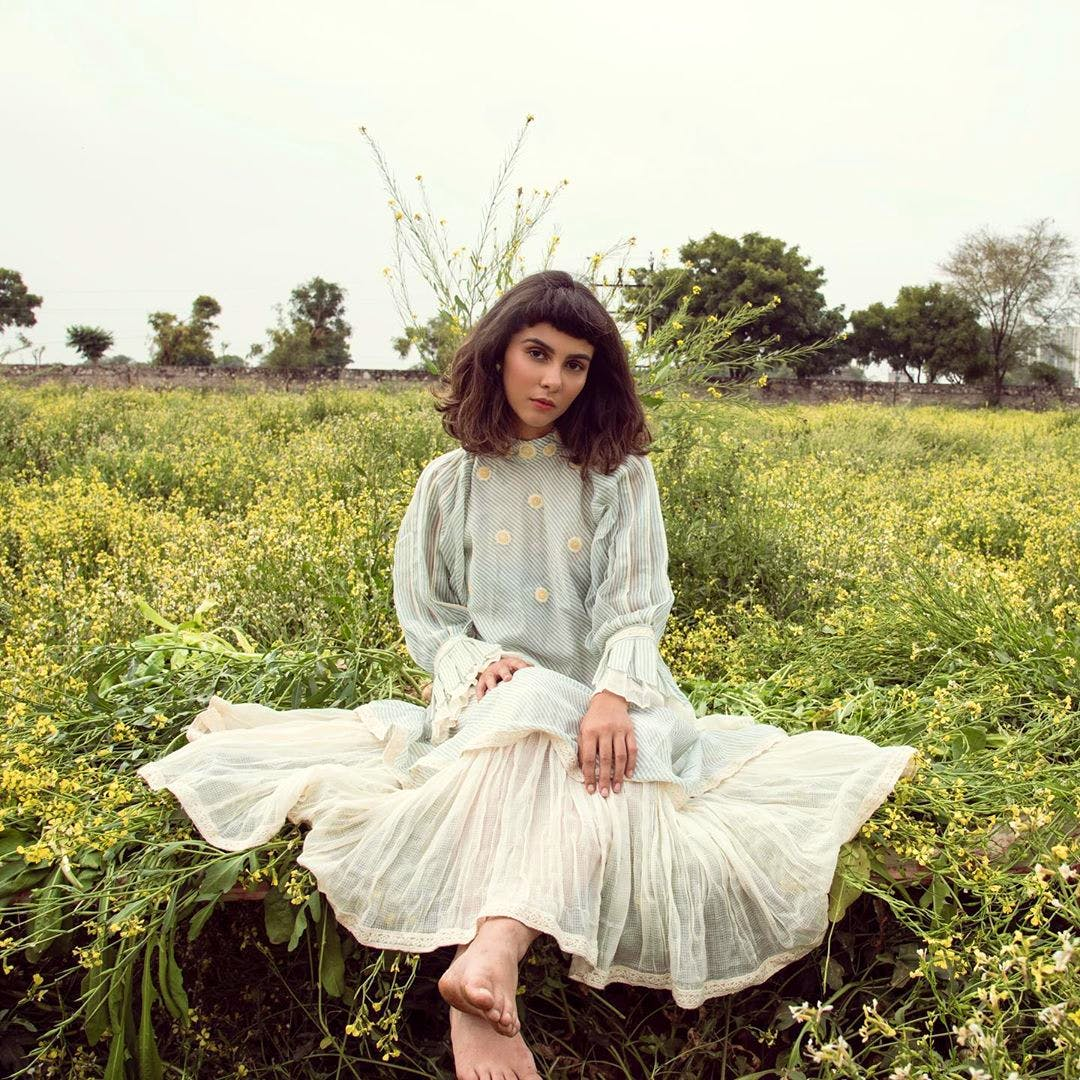 Handloom Lovers, You Have To Check Out This Label's Dresses & Blazers