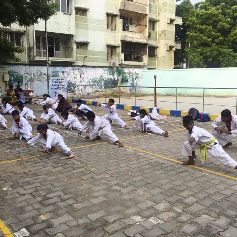 image - Taekwondo Art Of Excellence