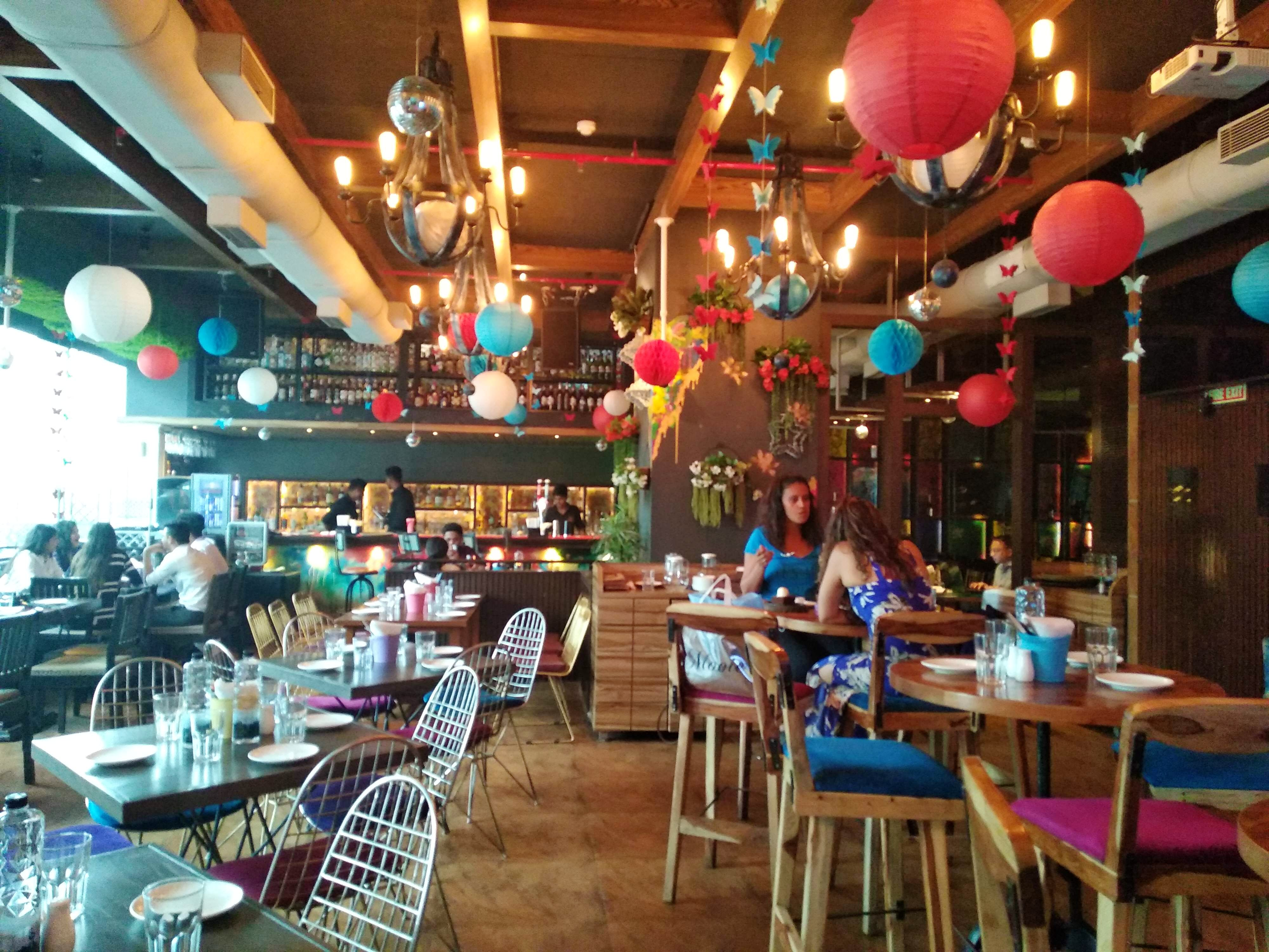 Head To This Beautiful & Vibrant Restaurant When In BKC