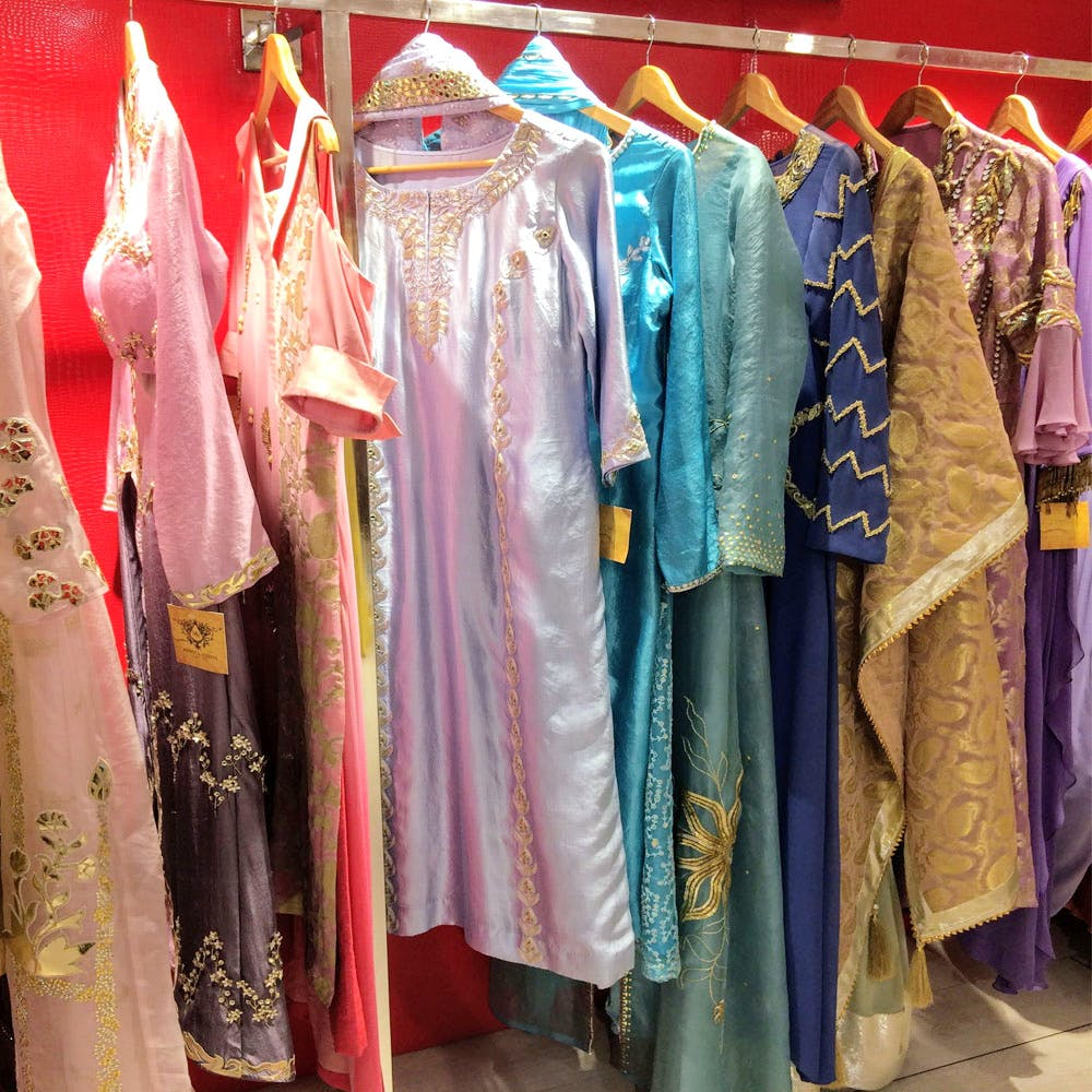 Shop At These Boutiques In Punjabi Bagh For The Perfect Wedding OOTD