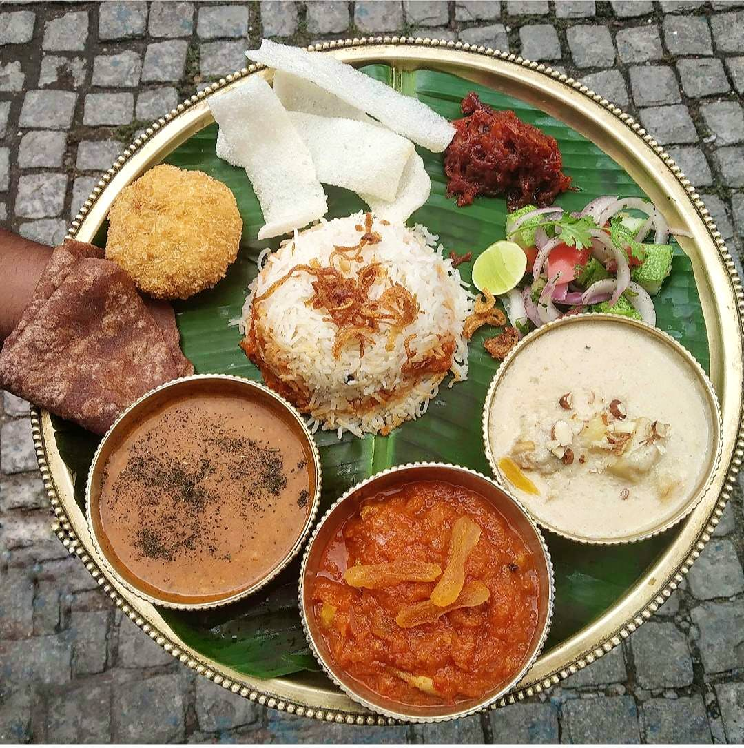 Navroze Bhonu, A Special Thali For The Parsi New Year