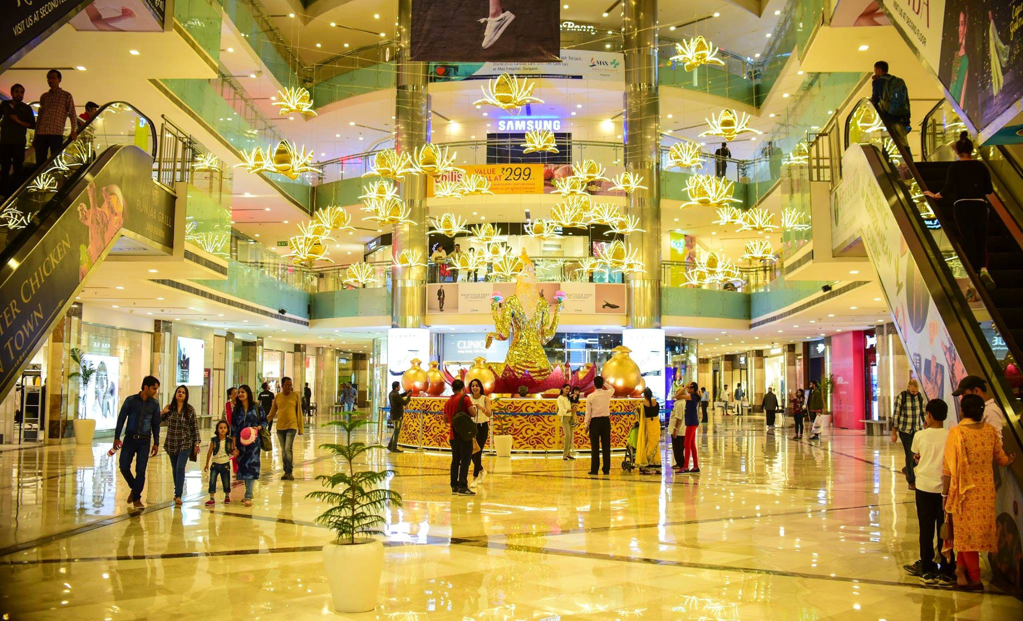 image - Chilling In Ambience Mall, Gurgaon? Here's Everything That You Can Do!