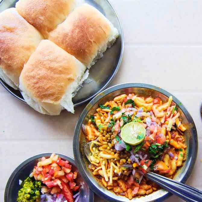 image - Sabudana Khichadi, Misal And More: 5 Places To Have An Epic Maharashtrian Breakfast