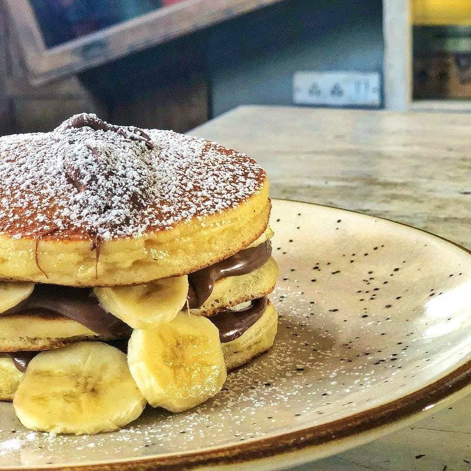 image - Topped With Bacon Or Loaded With Nutella, Our Guide To 8 Most Indulgent Pancakes In Mumbai