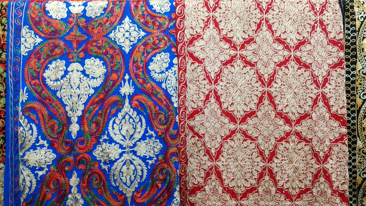 Pattern,Red,Motif,Textile,Maroon,Pattern,Visual arts,Design,Symmetry,Embroidery