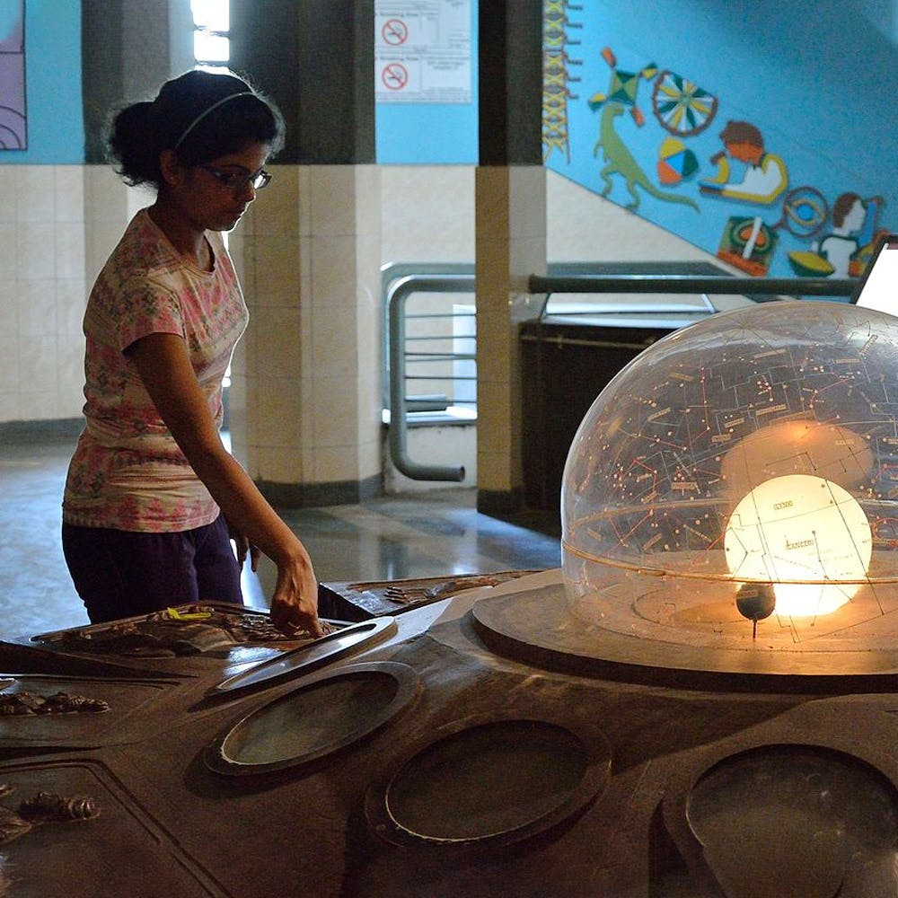 Take The Kids To This Museum For A Fun Day Learning About Science