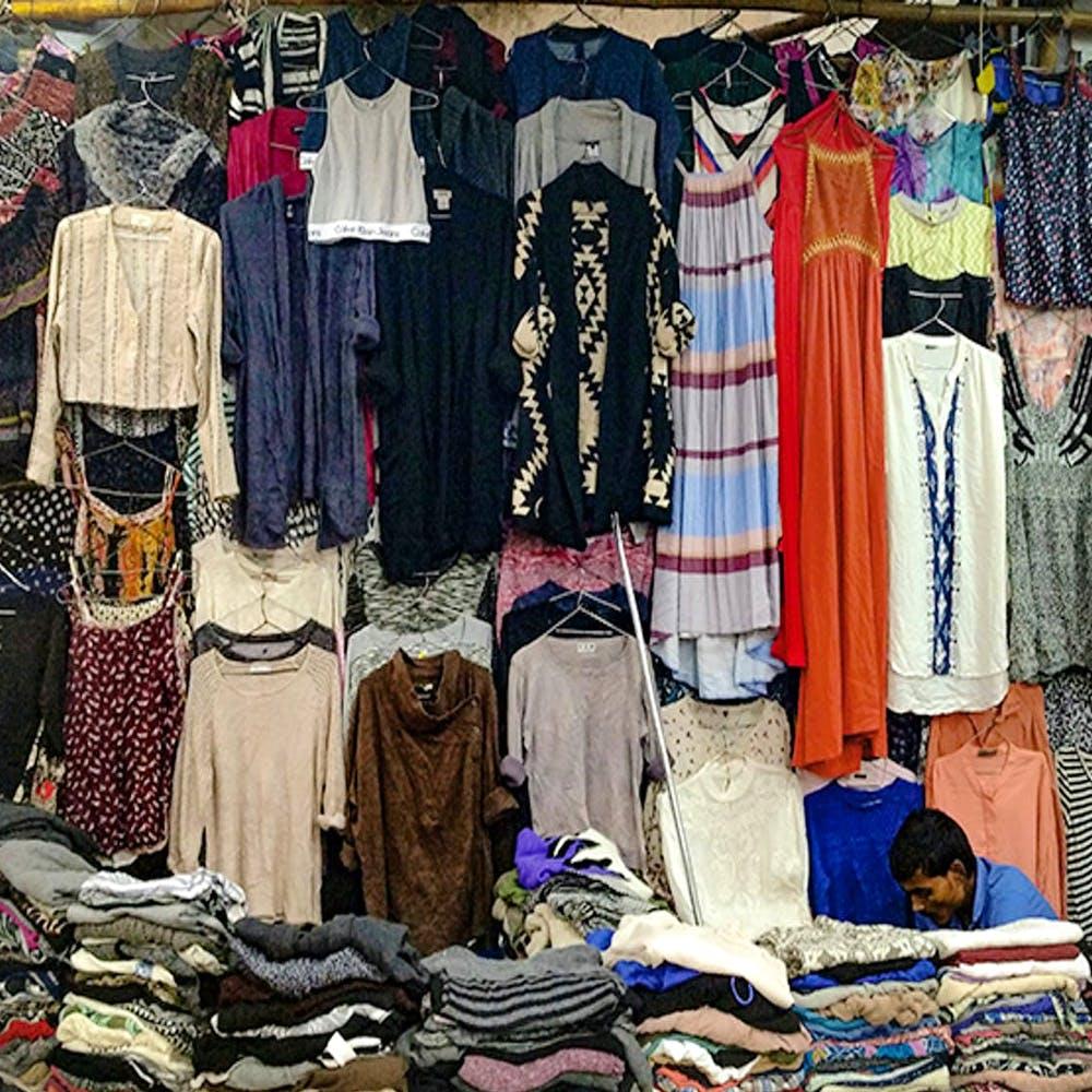 image - Sarojini Nagar Market
