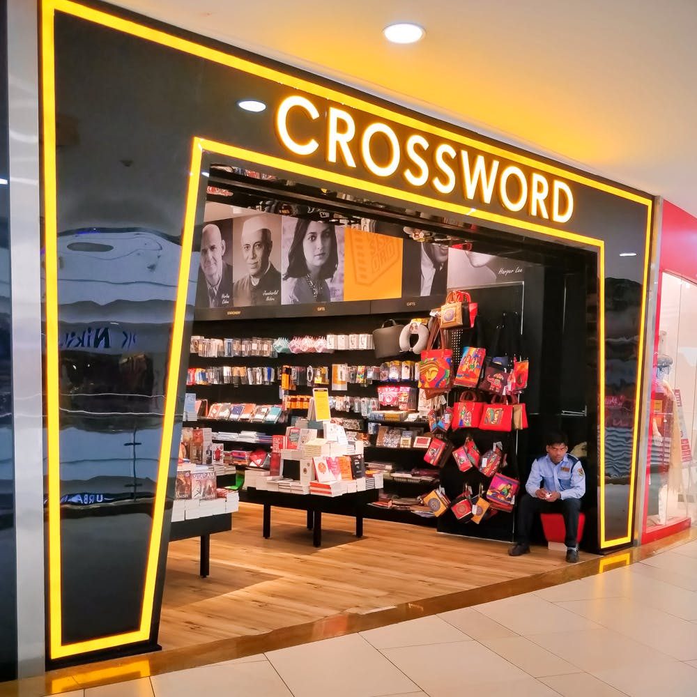 Seasons Mall: Books, Make-Up & Other Stores