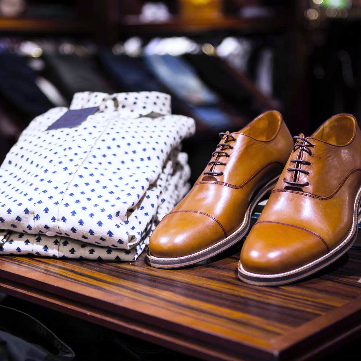 Mufti To Zodiac: Men's Brands To Shop At