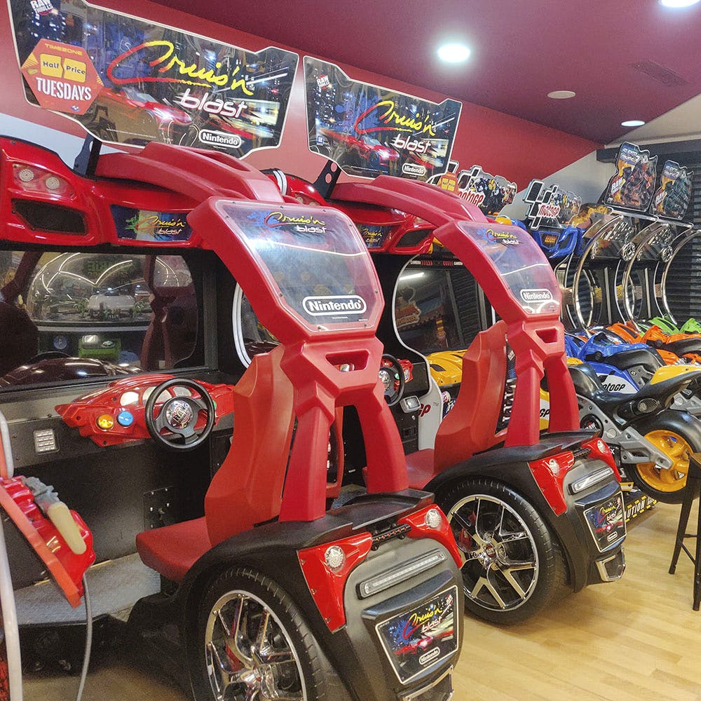 Gaming Arcade To Massages: Things You Can Do In Forum Mall