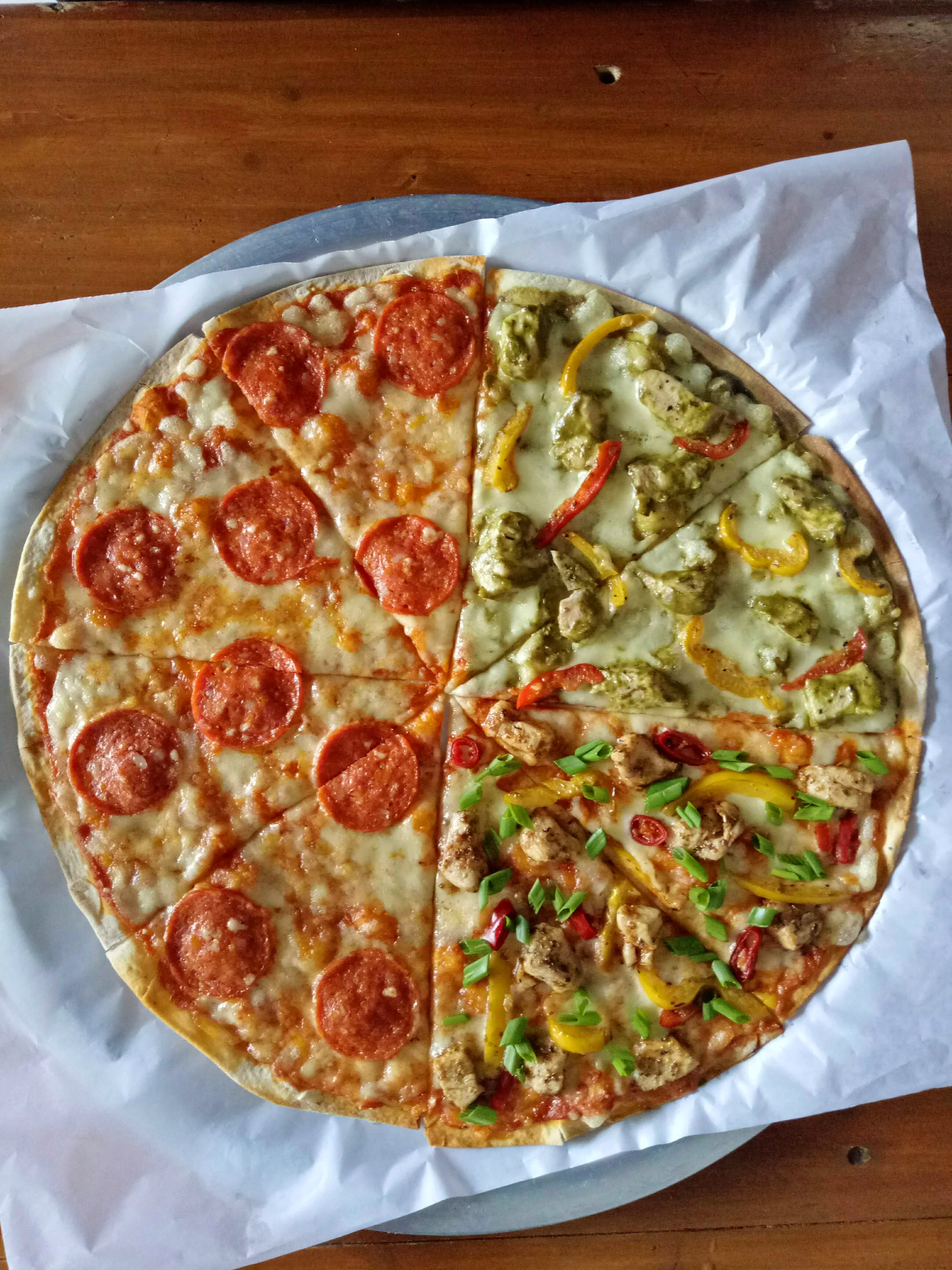 image - The Mighty Crust Pizzeria