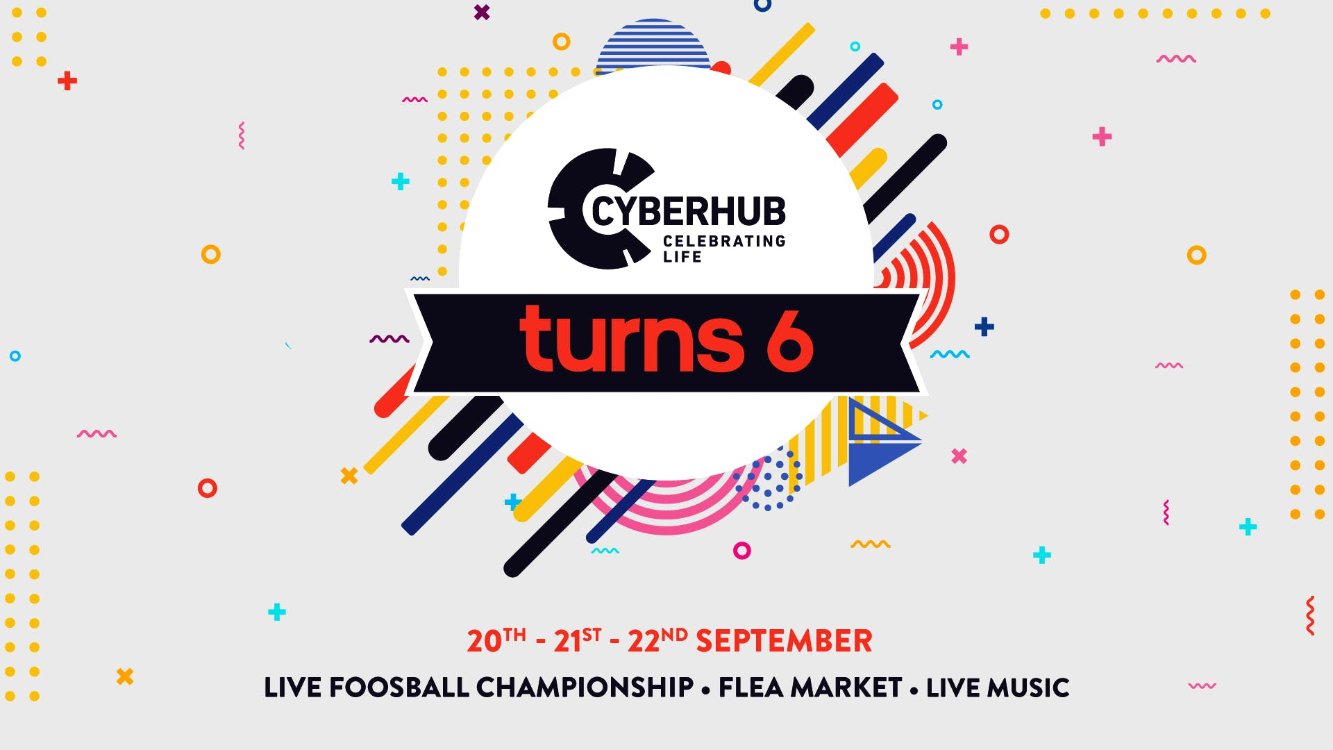 image - DLF Cyberhub Has Just Turned 6 Years And They Are Organising A Fest To Celebrate This!