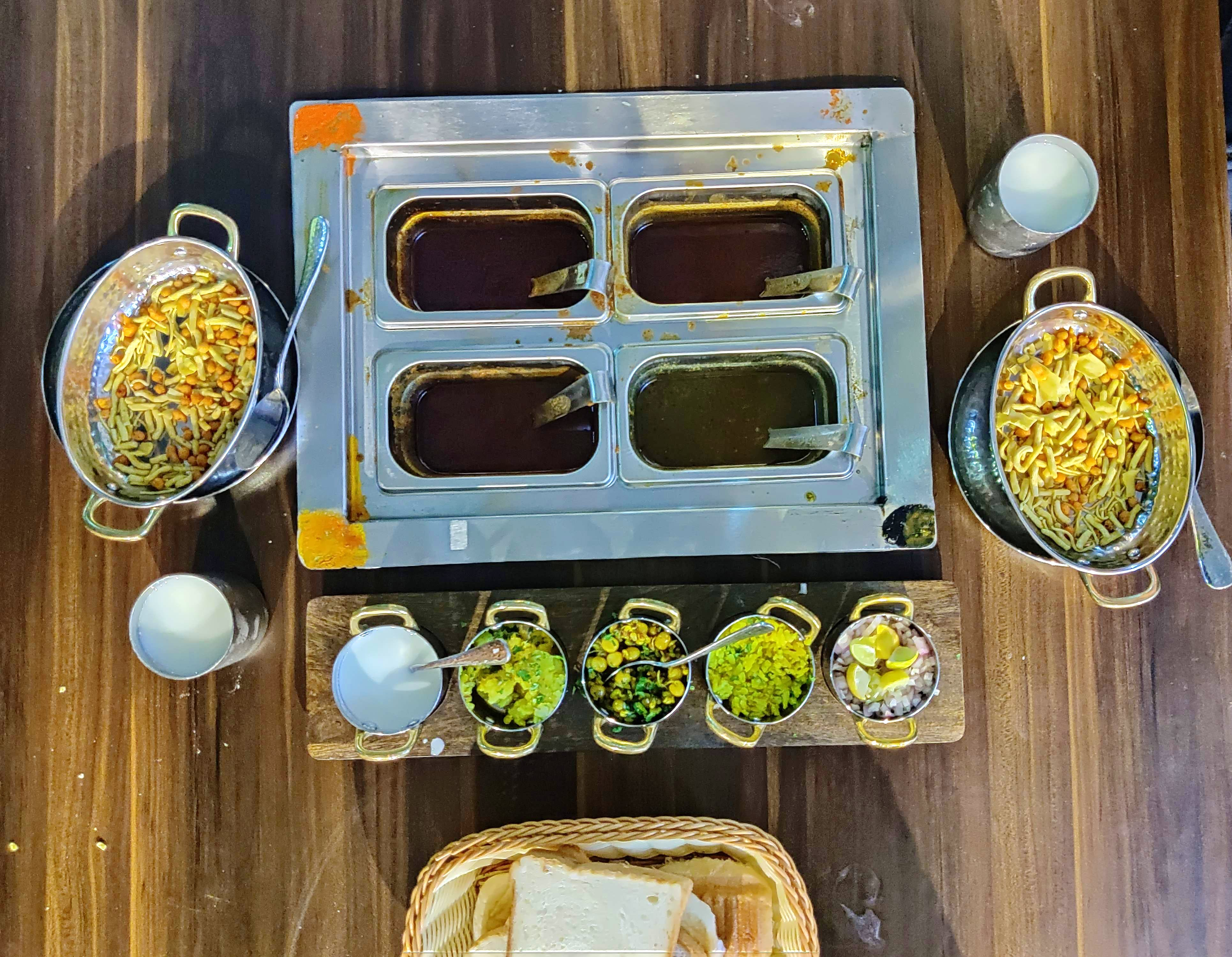 Pune's Favourite Misal Pav Just Got A Barbeque Twist At Thorat