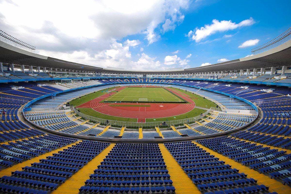 salt lake stadium | stadiums in India | KreedOn