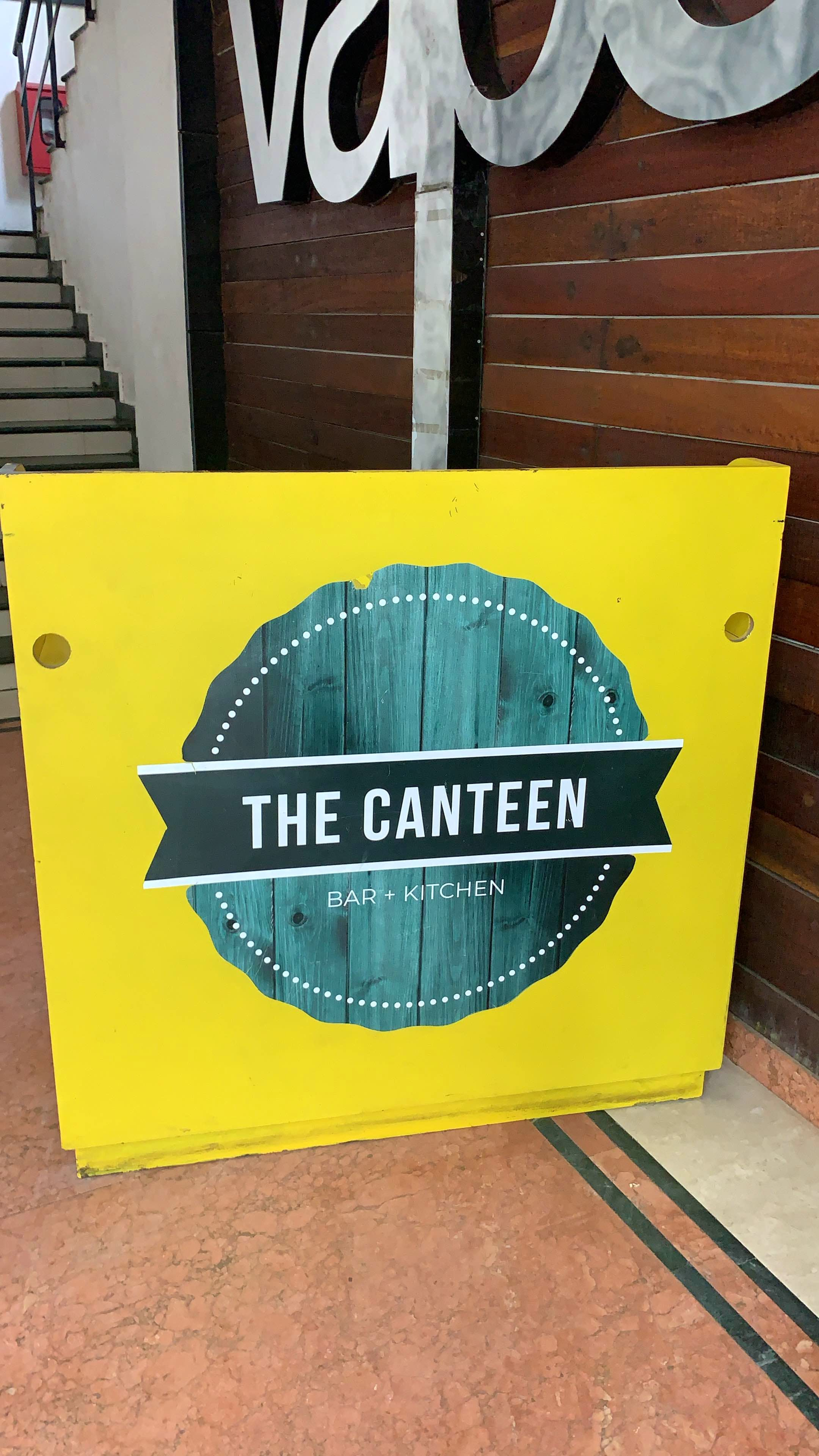 This Canteen Serves Delish Indian Food & Alcohol At Unbelievable Prices