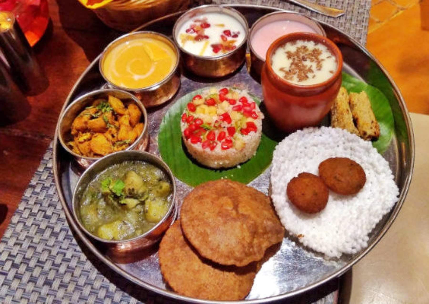 Hog Onto These Places For Navratra Special Feast