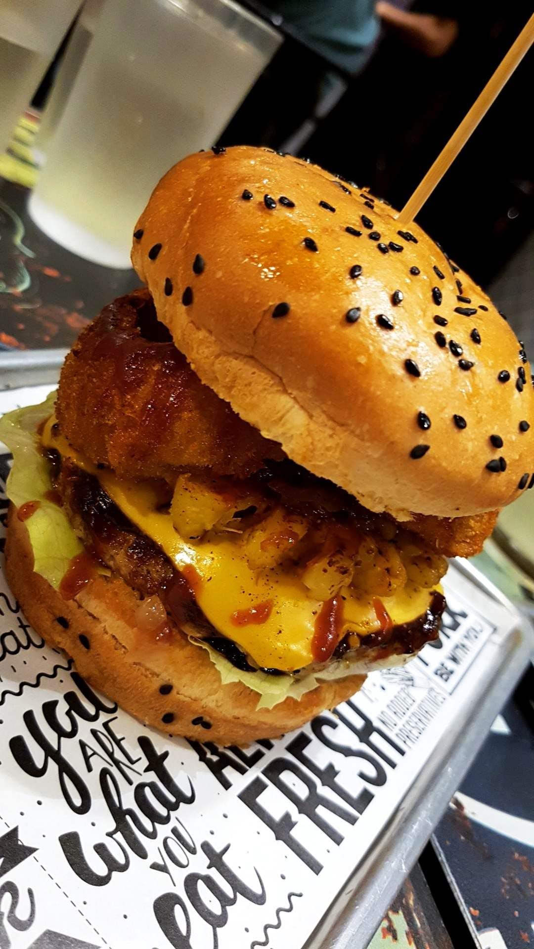 image - Jimis Burger