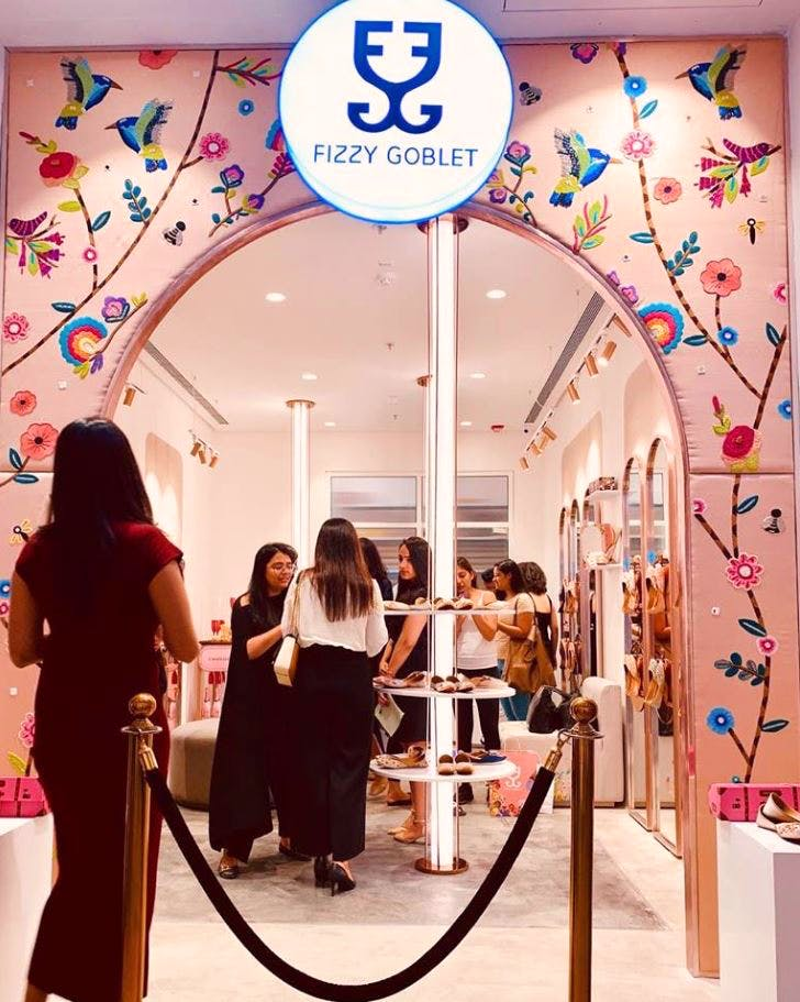 Have You Heard? Fizzy Goblet Has Opened Its 1st Store In Delhi!