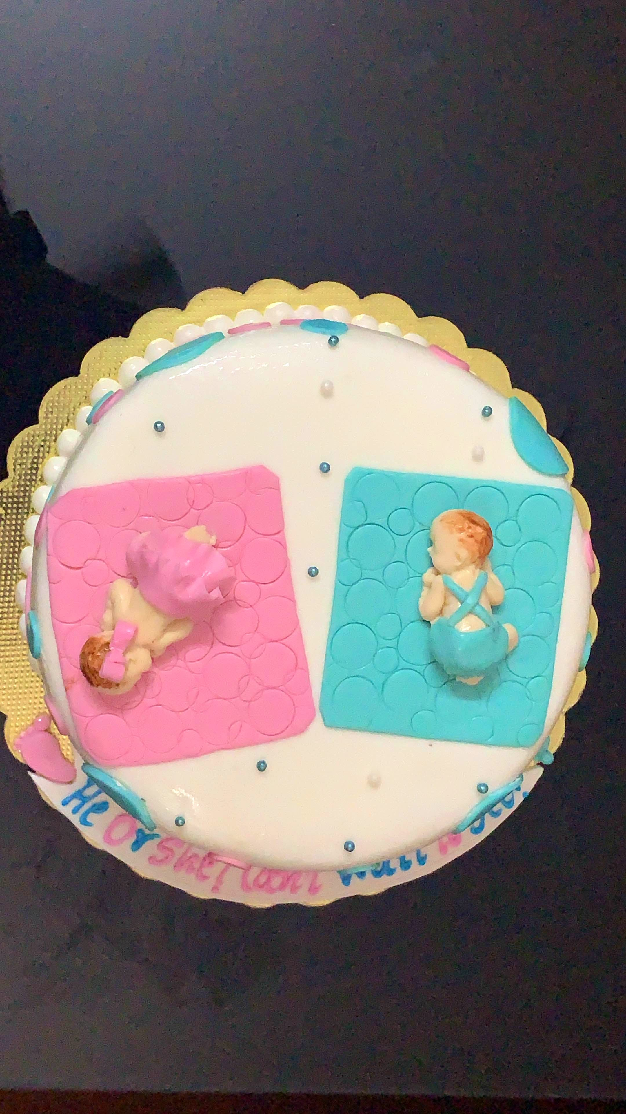 Customized Your Cakes At This Cake Shop In Murgesh Pallya