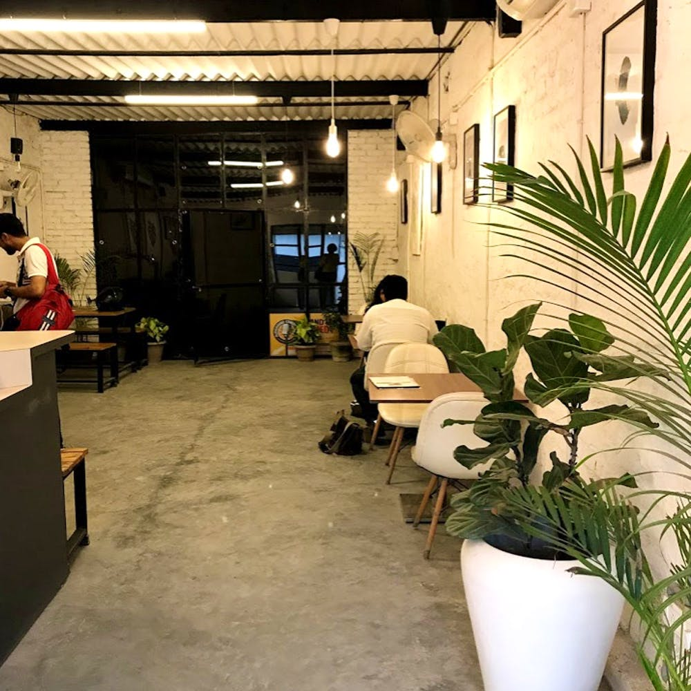 Cold Brew On Tap, Healthy Desserts & Comedy Gigs: This Saket Studio Has It All