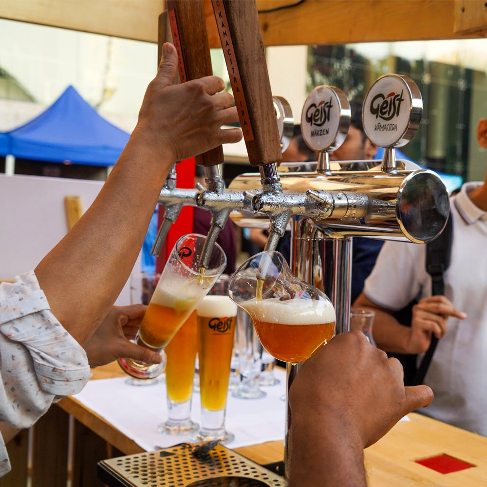 Want Craft Beer, Food & Live Music? Head To GeistOberFest 2019 This Weekend!