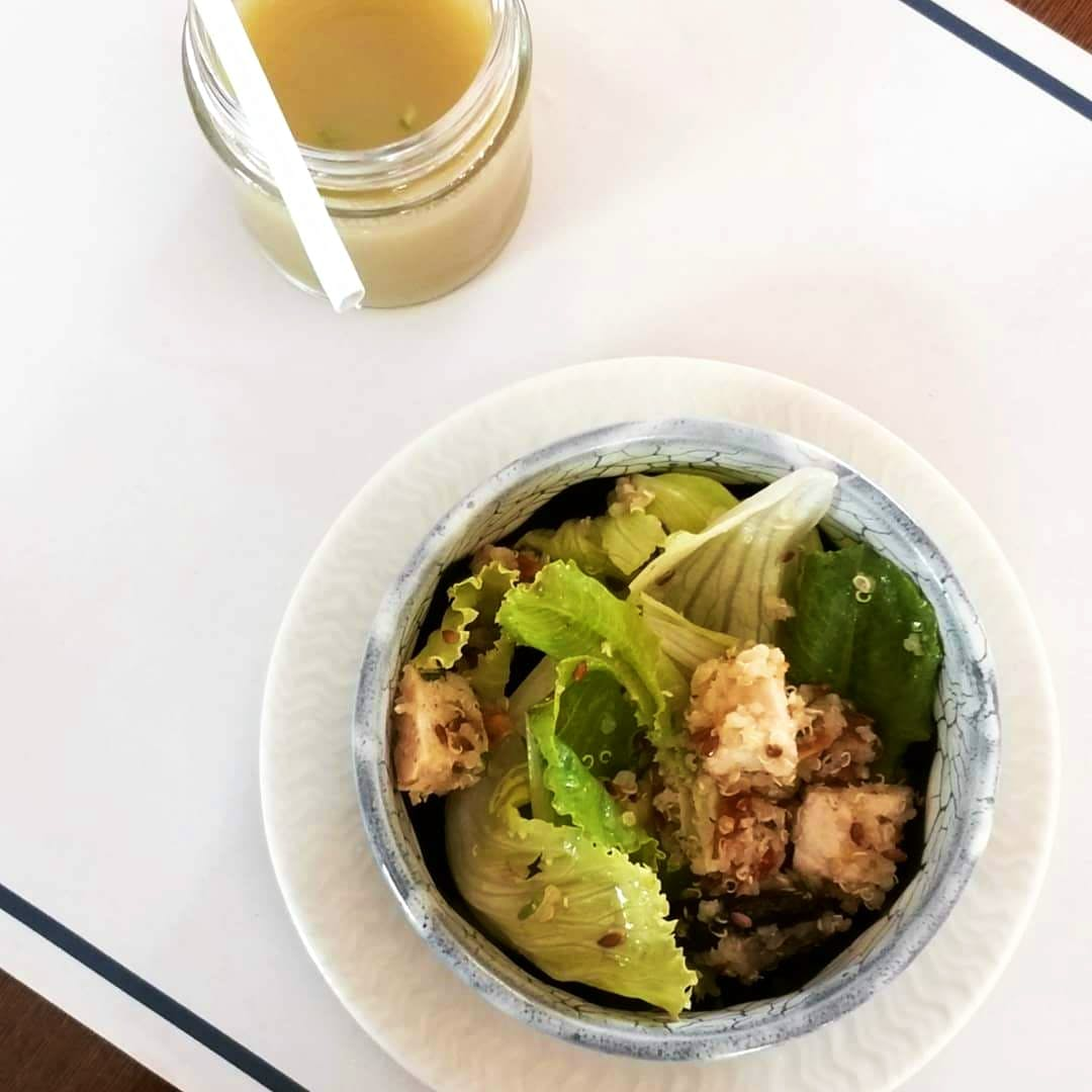 Drop By This Restaurant For Their All New Curated Healthy Menu!