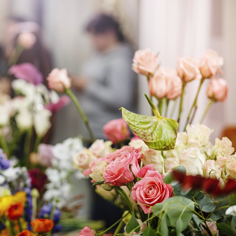 image - Get Flowers For Your Bae From These Lake Market Shops