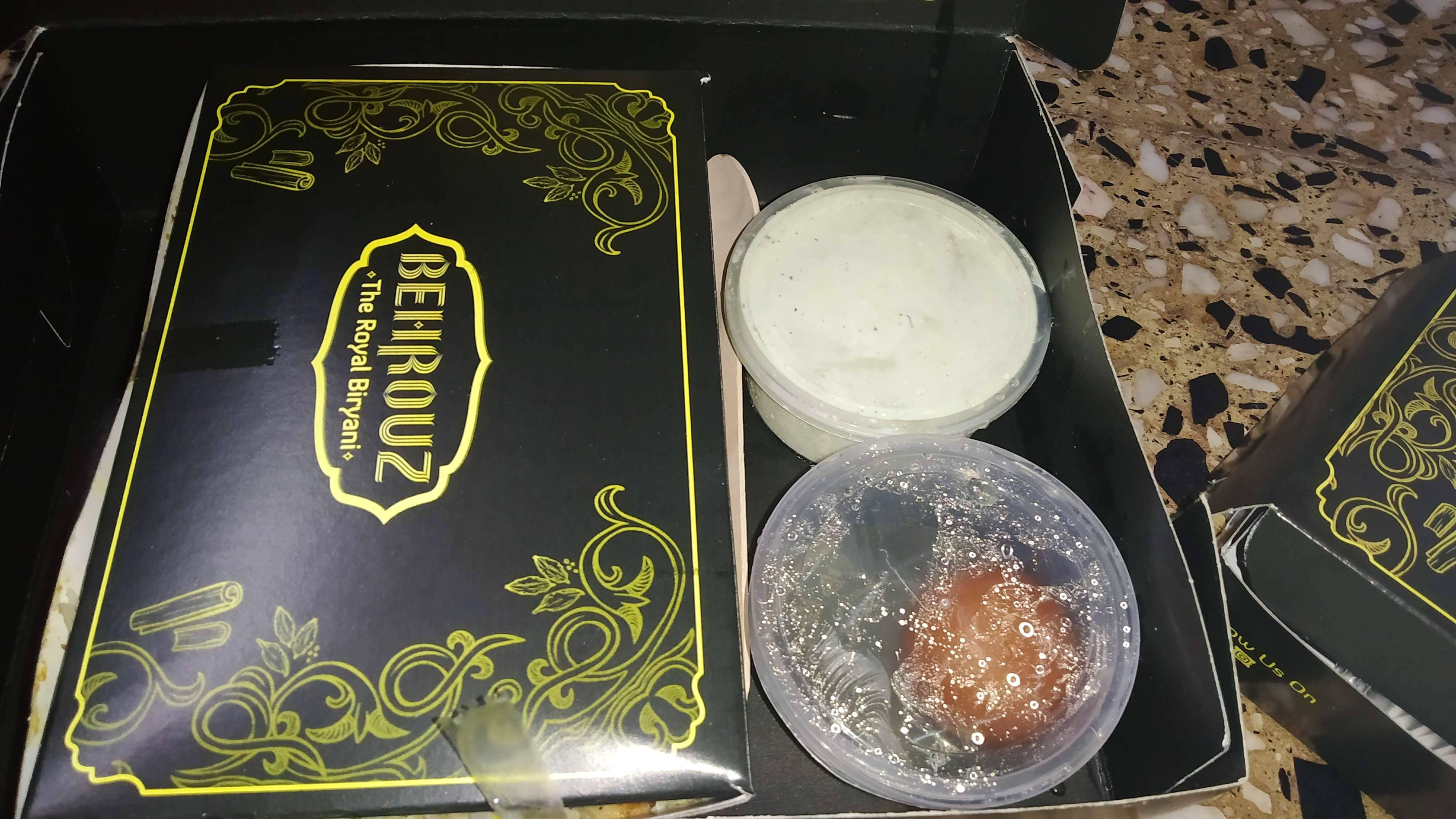 Biryani Craving? Order From Behrouz Biryani Asap!