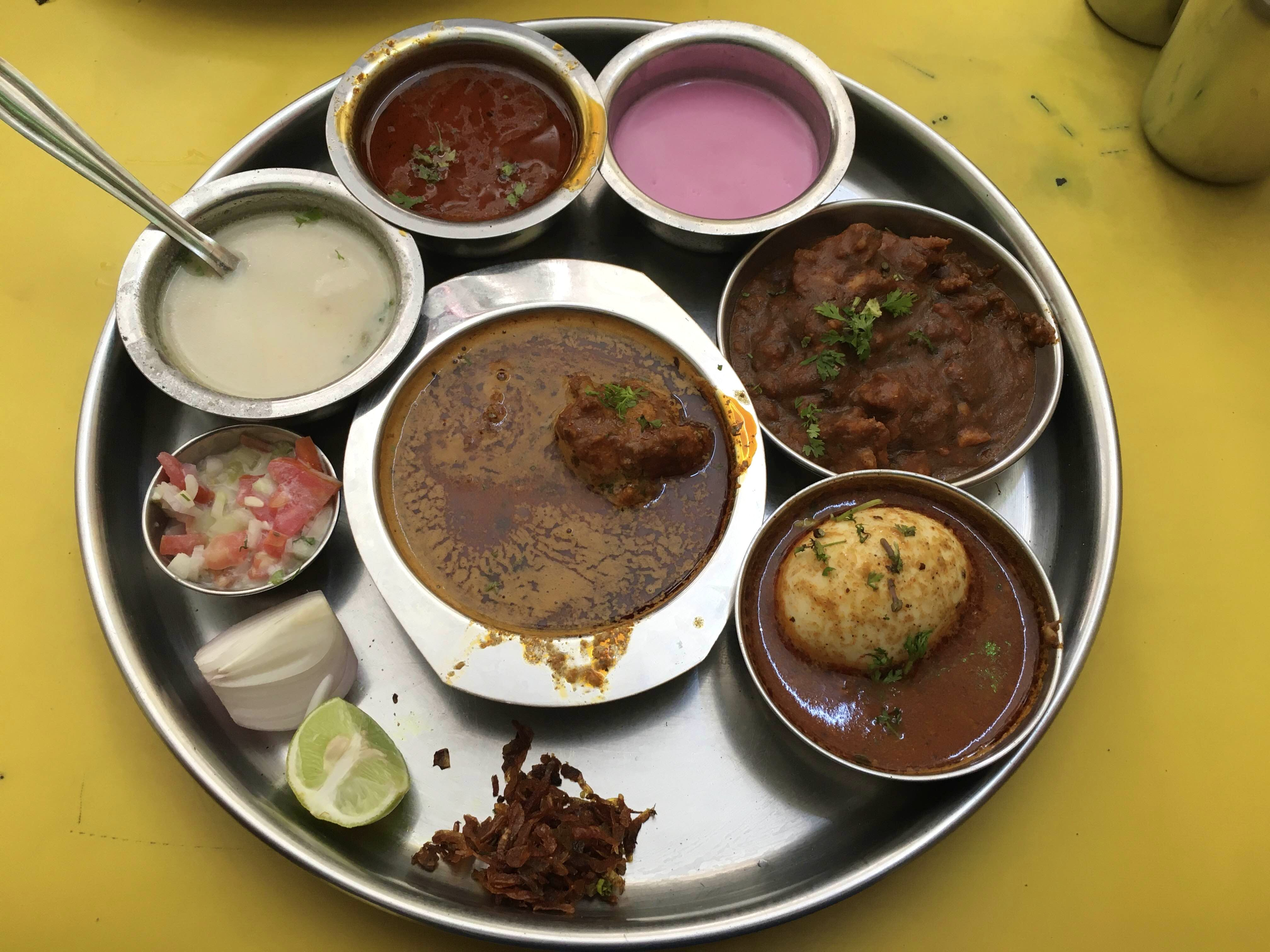 Looking For Authentic Kolhapuri Thali? This Restaurant Has Got You Covered!