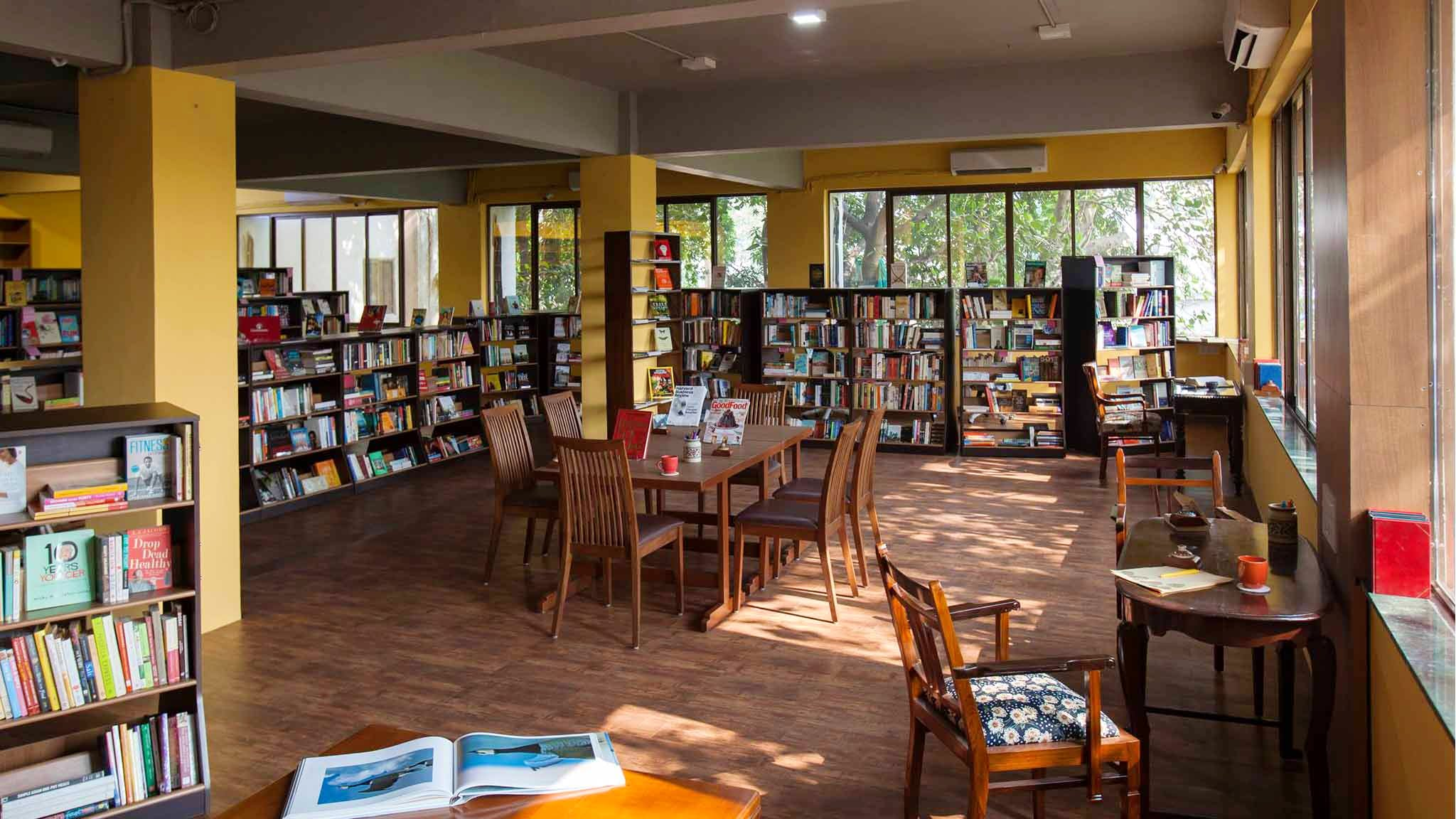 Bookworms, These Are The Best Libraries In Mumbai | LBB, Mumbai