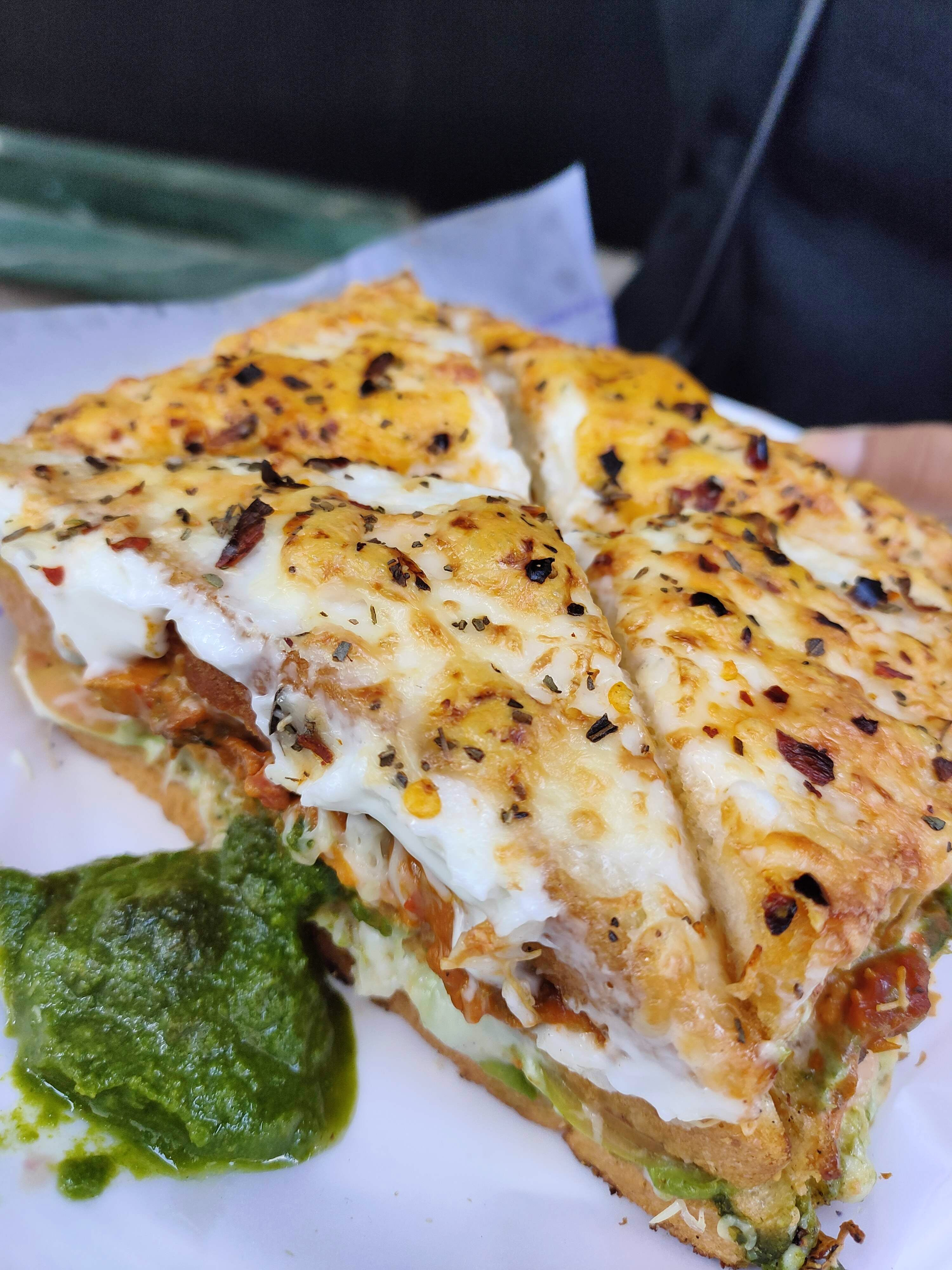 Visit This Cute Little Outlet In Tardeo For Their Yum Sandwiches!